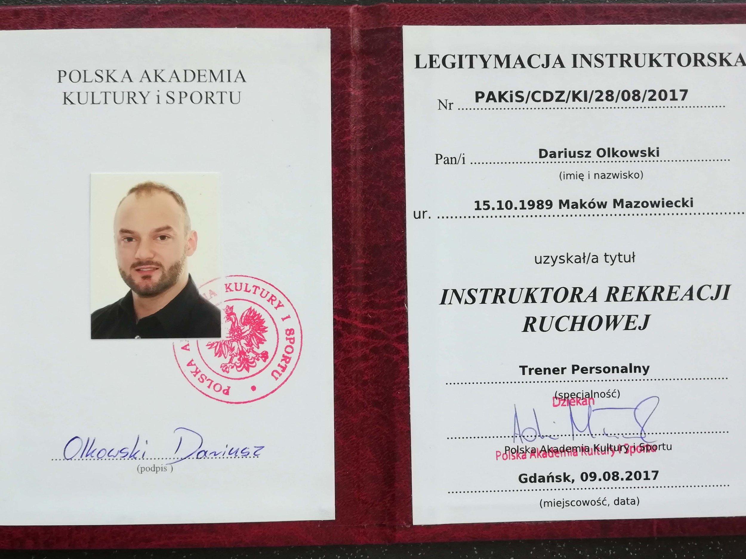 Dariusz Olkowski certyfikat 3.jpg