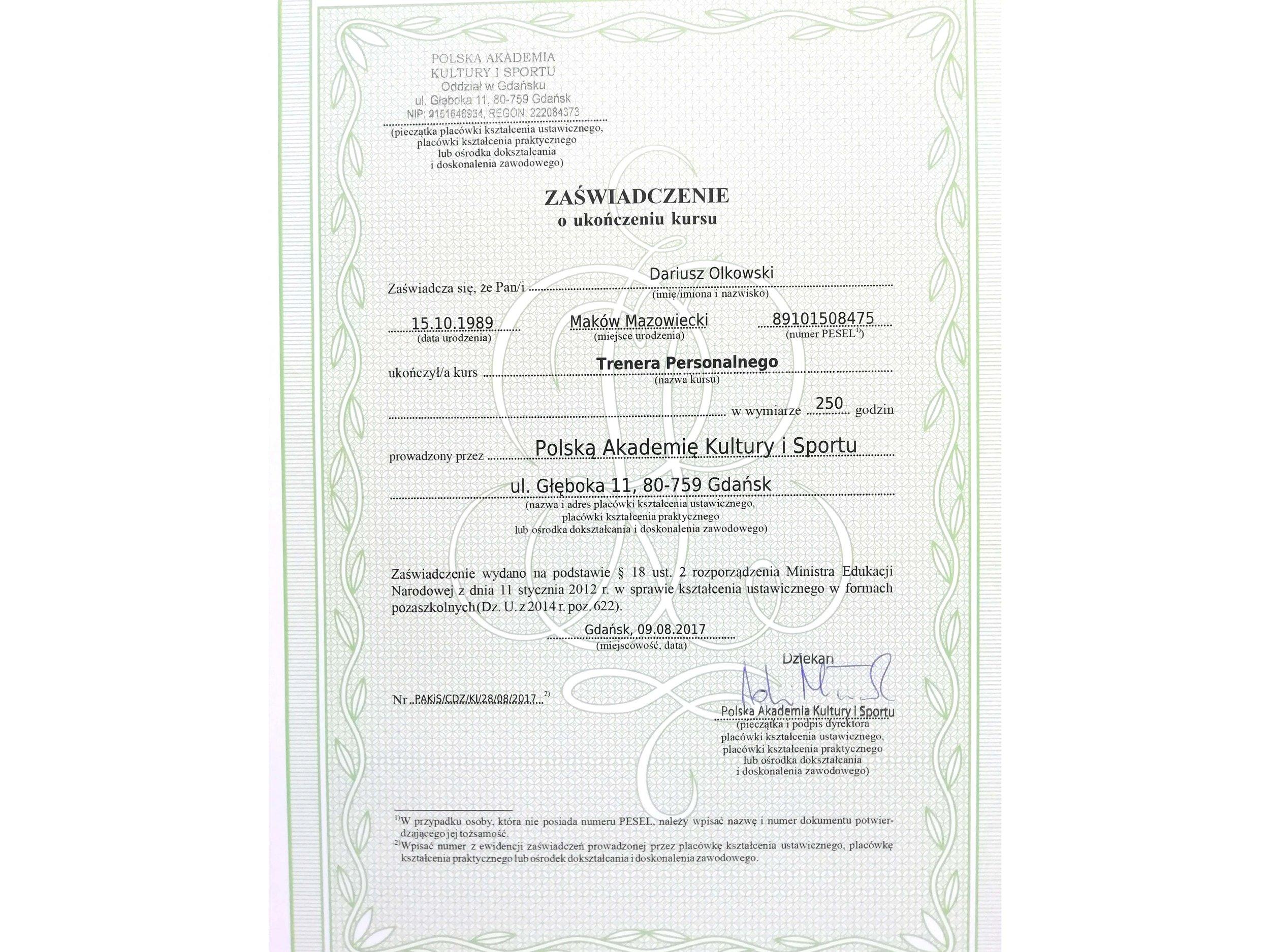 Dariusz Olkowski certyfikat 2.jpg
