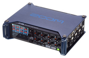 ZOOM F8 - Portable multitrack recorder/mixette. 8 xlr or line inputs, limiters & hpf on each input. Recording on SD cards or output on XLR. Very versatile and very compact.