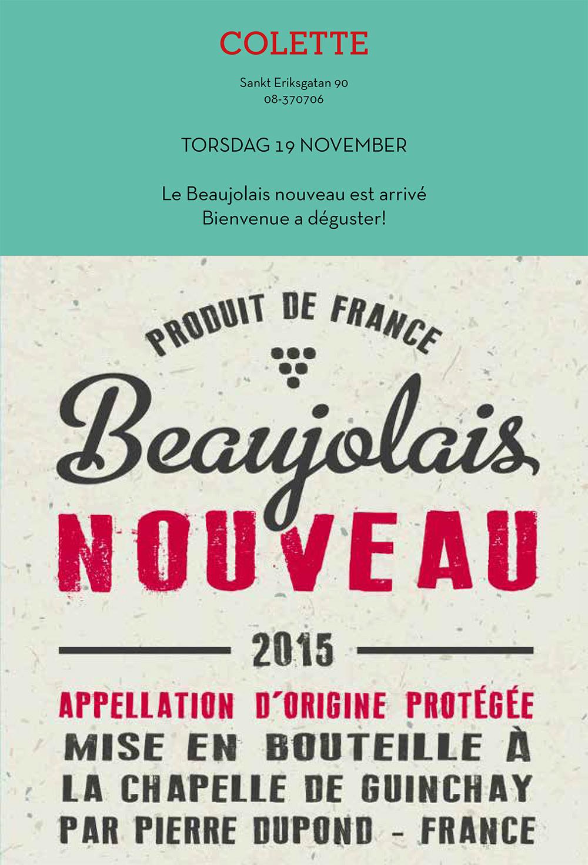 Beaujolais Nouveau på Cafe Colette i Stockholm.jpg