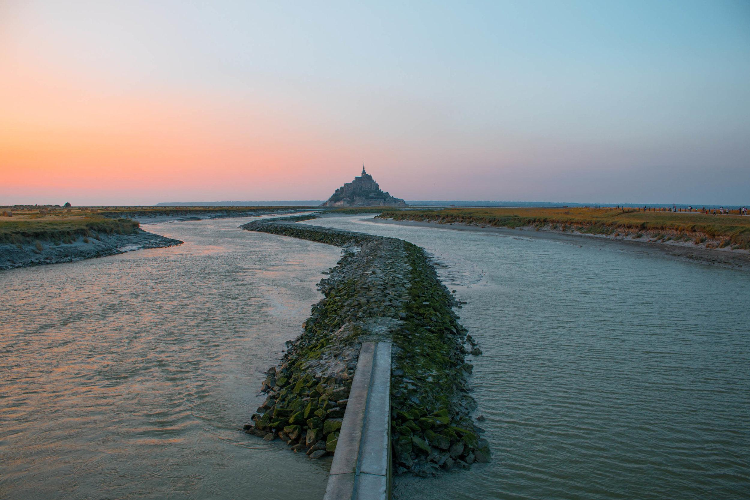 Mont-Saint Michel -