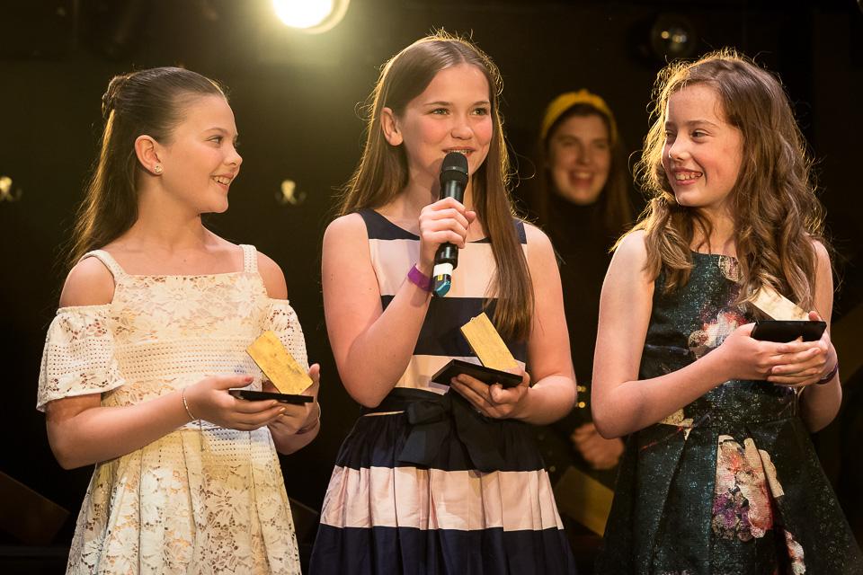 Amelie, Anya & Eibhleann winners of the BIG LITTLE STARS Award - credit Alex Rumford.jpg