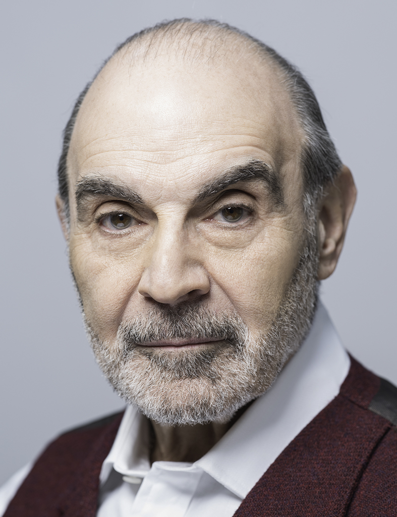 David Suchet CBE - At 17 as a member of the National Youth Theatre, I was in a production of Ben Johnson's Bartholomew Fair at the Royal Court. After the play, I went down to the side of the stage and with my make-up bag in hand, watched the scenery come down. I was remembering just a few minutes ago being on stage – hearing the laughter of the audience – and it was at that moment I realised that I wanted to be part of this special world of storytelling and make-believe for the rest of my life.