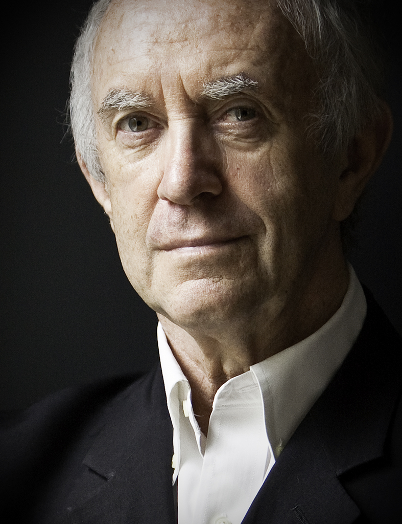 Jonathan Pryce MBE - Growing up in a small village in North Wales in the 50s meant that I had very little access to live theatre. I had never intended to be an actor. At school all I was interested in was art and when I left at 16 I went to art school for two years before going on to train to teach art. It was during this time that I also studied drama,  mainly because I had been told it was the easiest course requiring the least amount of work! But then I met an inspirational teacher who awakened my interest in theatre and taught me the power theatre had, both politically and emotionally.You look back and think about what it was, what event happened in your life that made everything that follows possible. It could be a TV show, a painting, a teacher or a visit to the theatre and hopefully Mousetrap Theatre Projects will provide that trigger for someone.