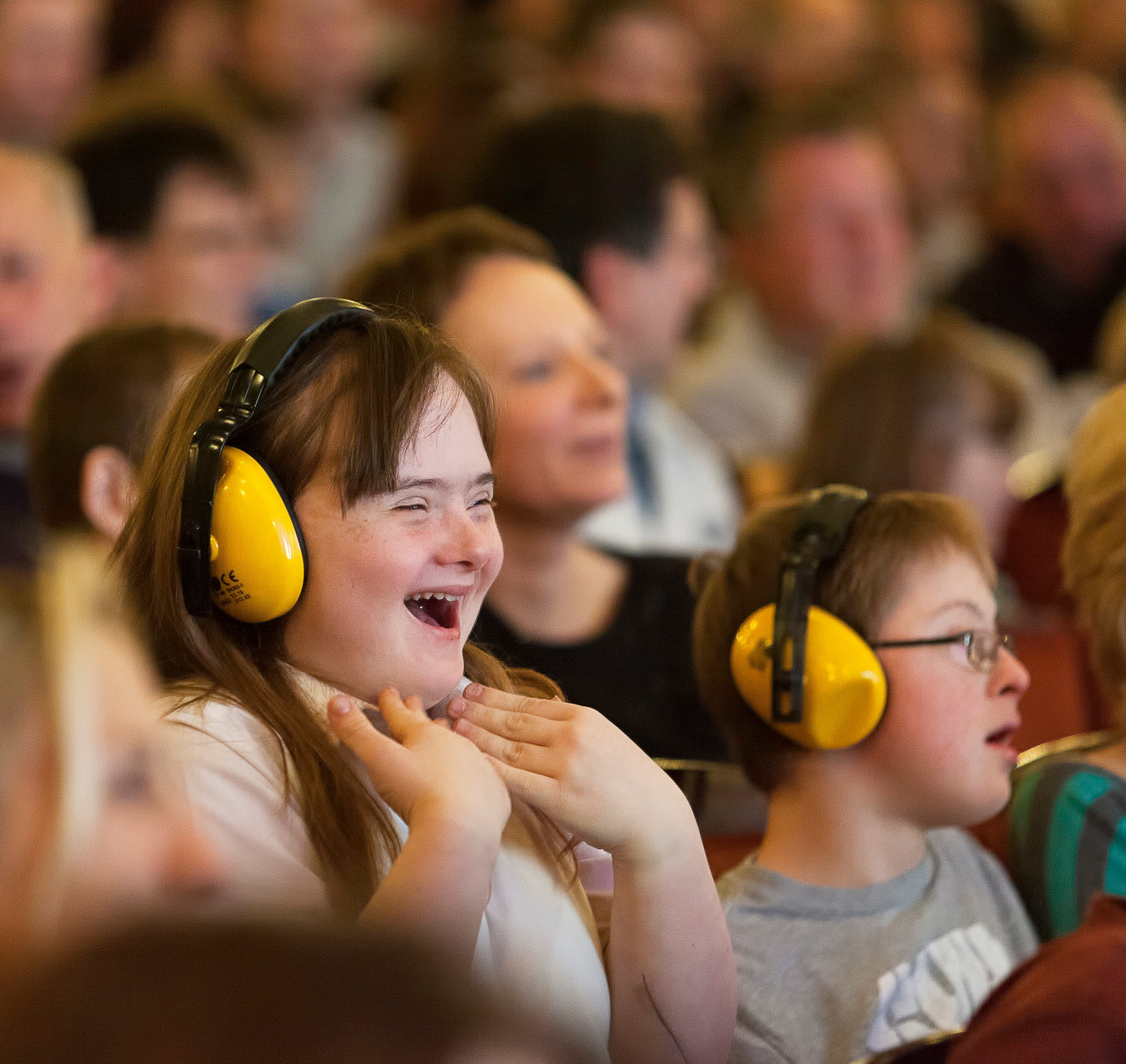 Accessibility - Creating opportunities for disadvantaged children, young people and families and those with additional needs to visit the theatre, many for the first time.