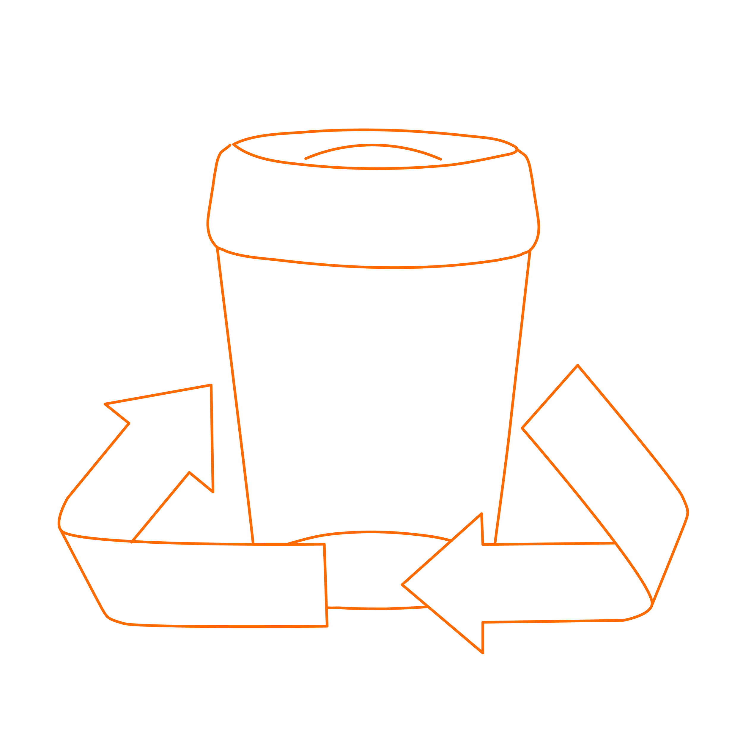 3. Make recycling easier for customers - The £1 million fund will make it easier for customers to recycle current disposable cups by boosting cup recycling infrastructure and communications in at least ten busy locations across the UK.