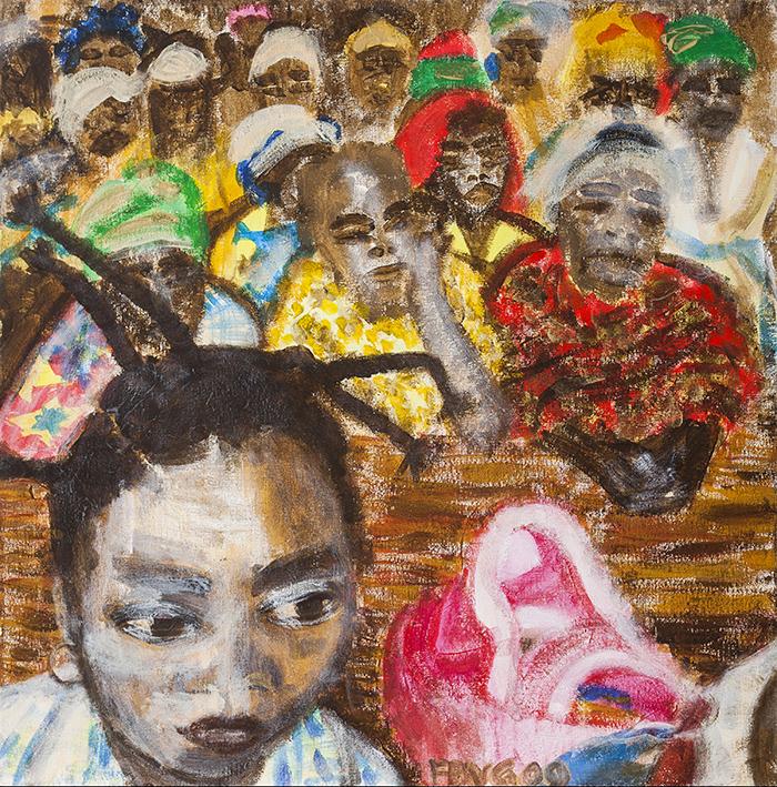 Faces of Congo I