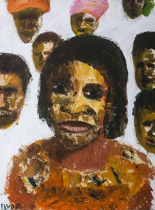 Faces of Congo II