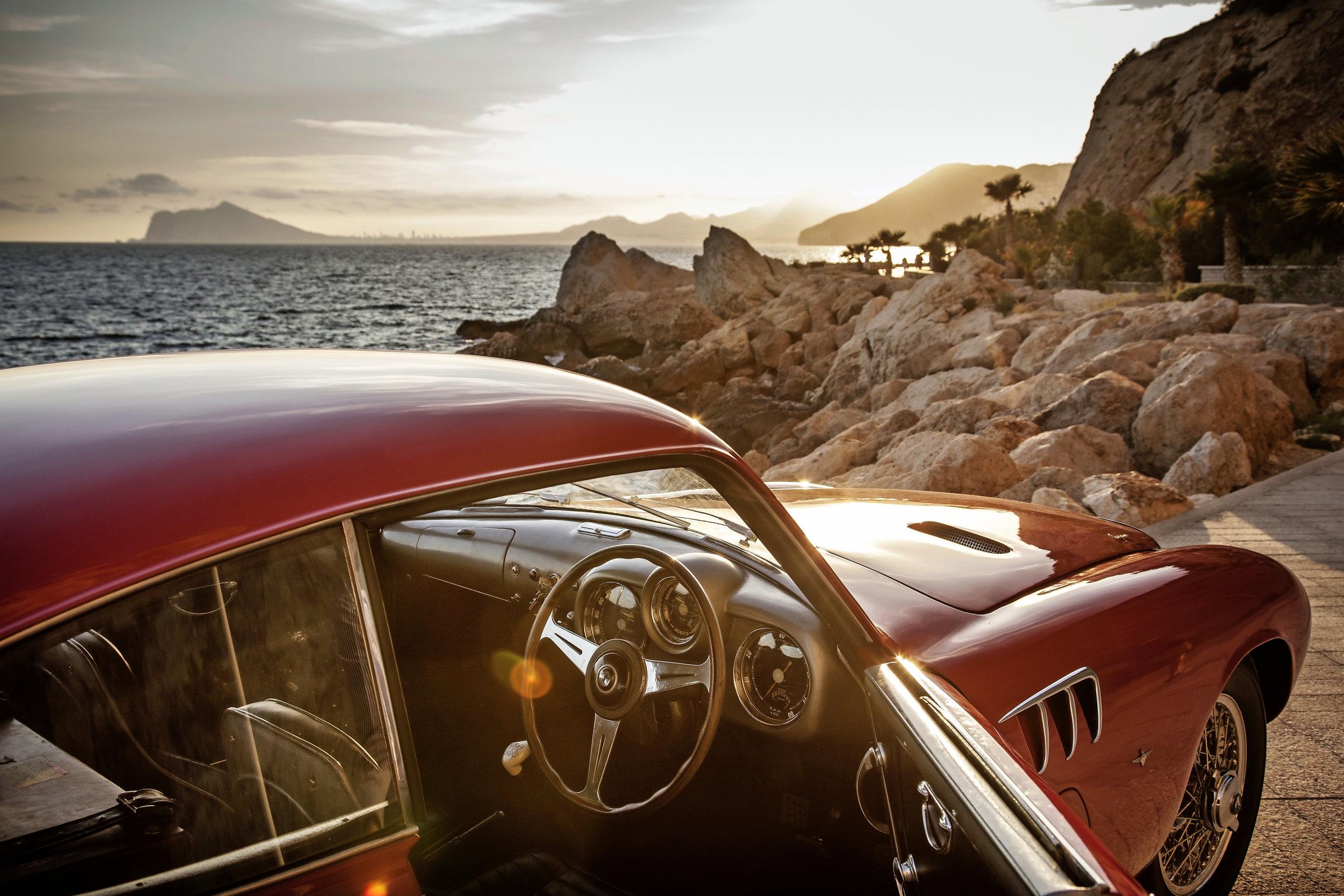 Spanish Drive In A Pegaso Z 102 Classic Cars Magazine