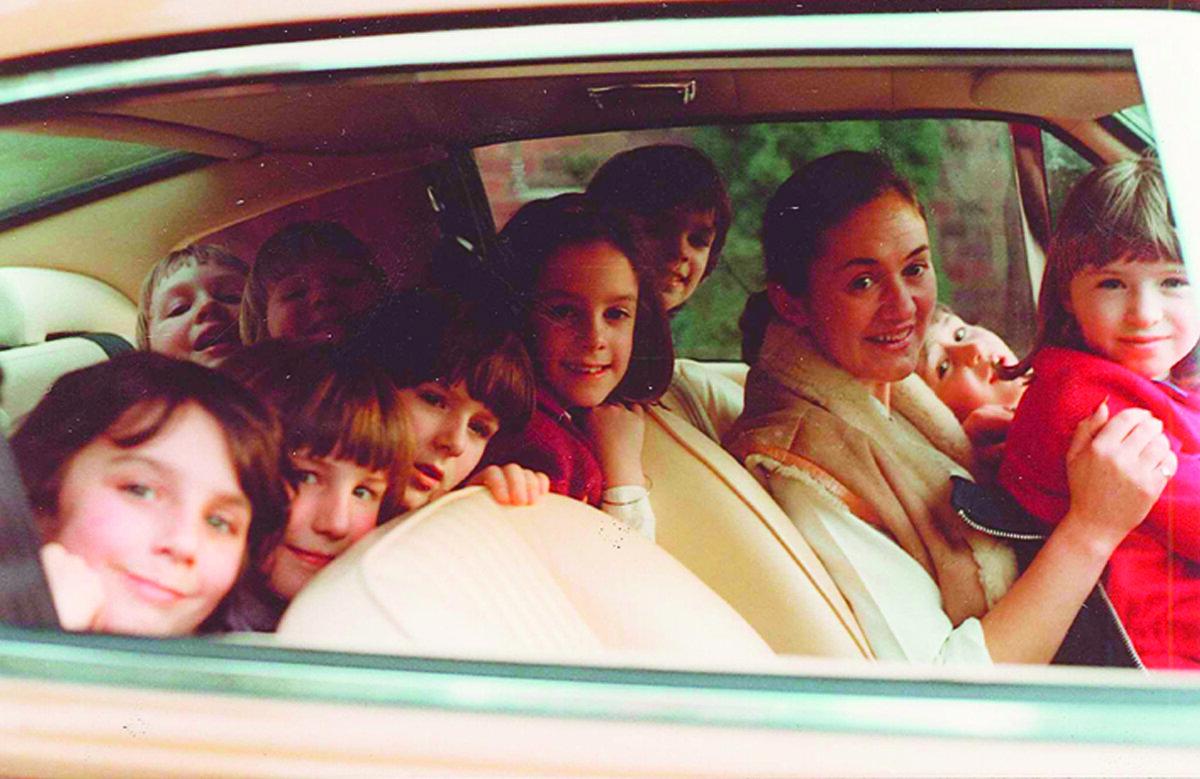 1981: Aston proves popular birthday party location