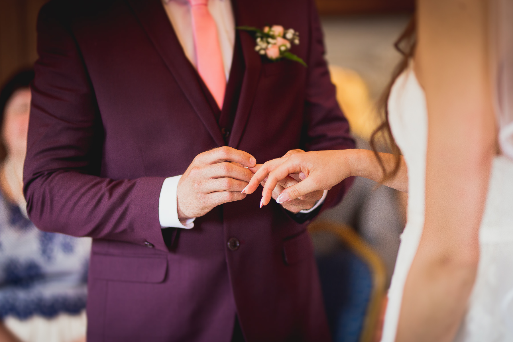 Groom and Bride West Sussex Weddings in Chichester