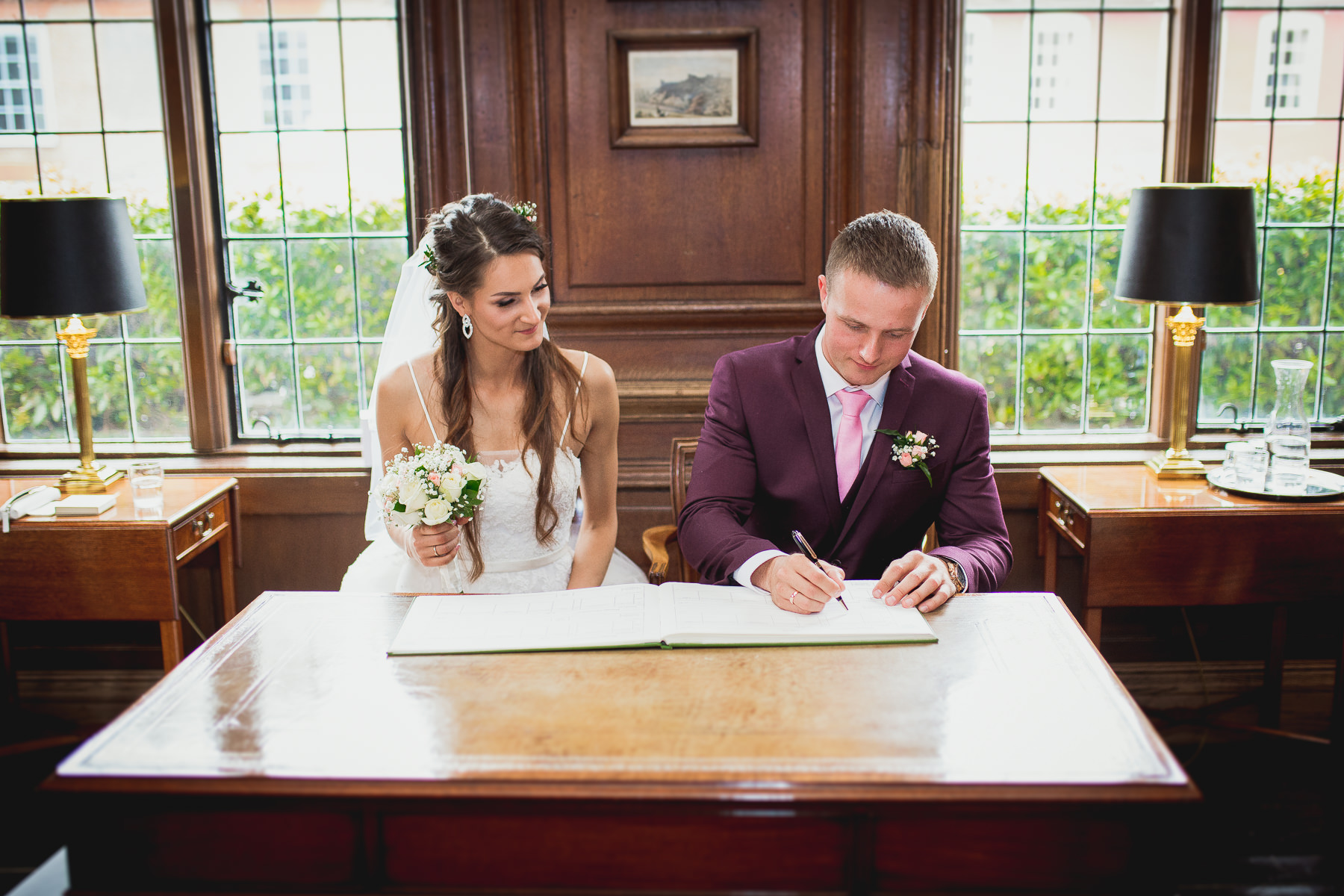 Marriage Congratulations West Sussex Chichester Weddings