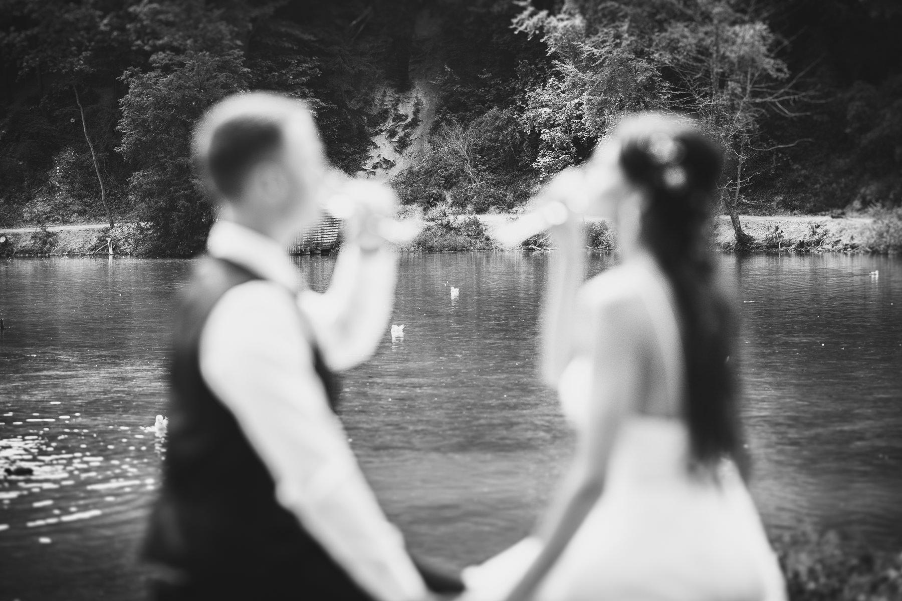 Sussex Weddings near the pond by Vilcinskaite Photo