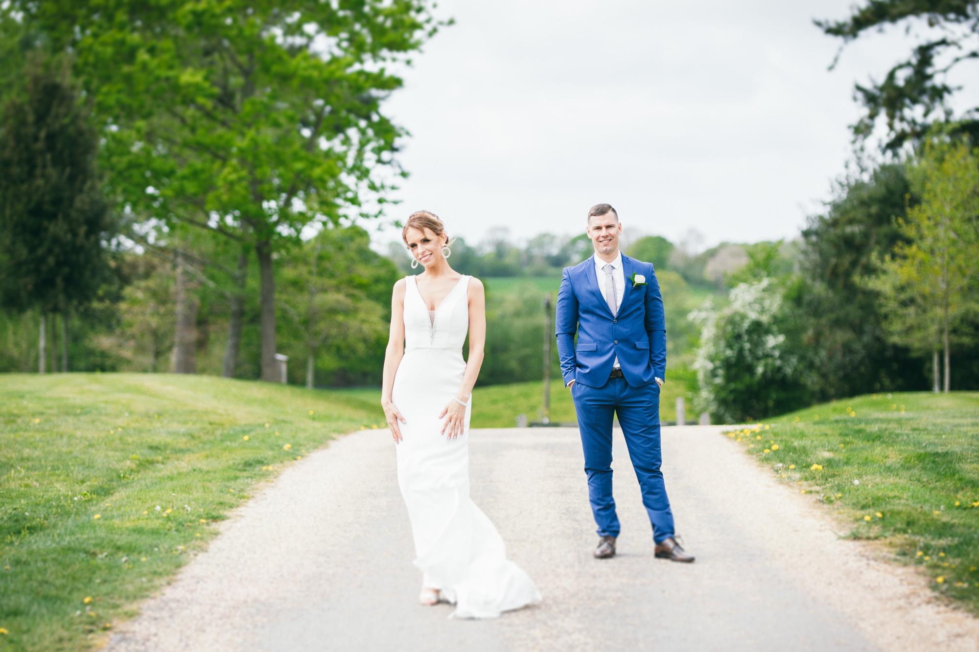 Bride and Groom Vilcinskaite Photo Sussex Weddings