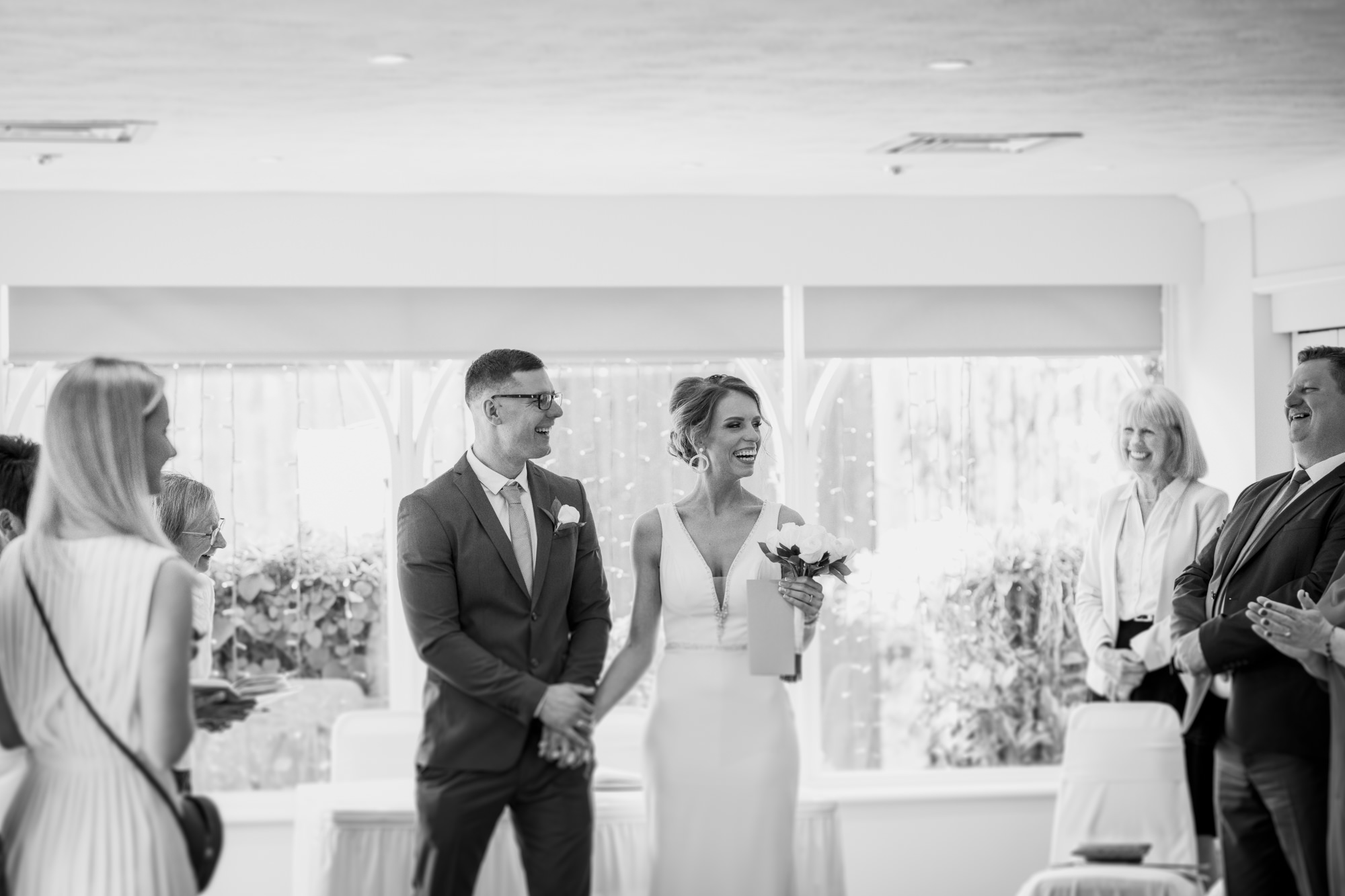 Just Married Sussex Wedding Photography