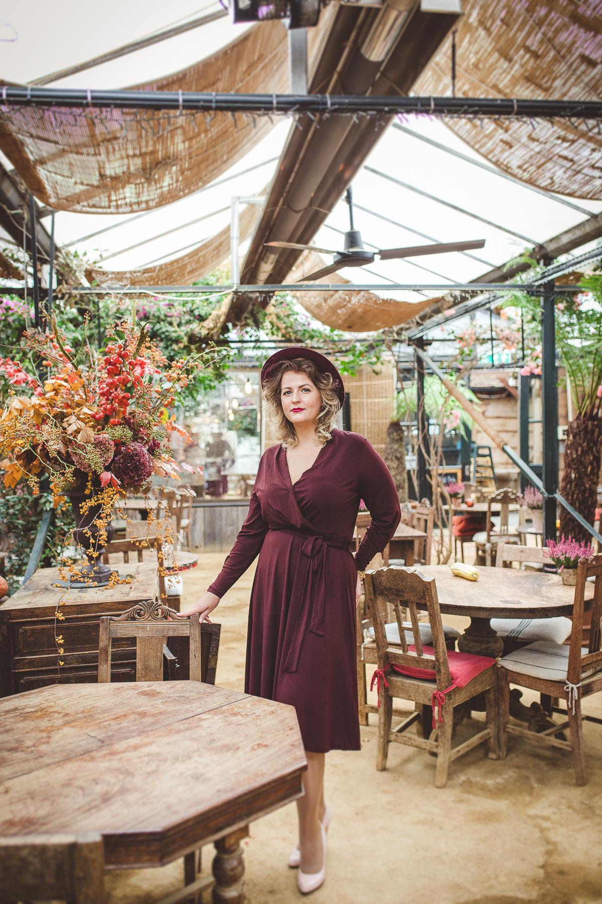 Eva Design Petersham Nurseries Full Height Portrait