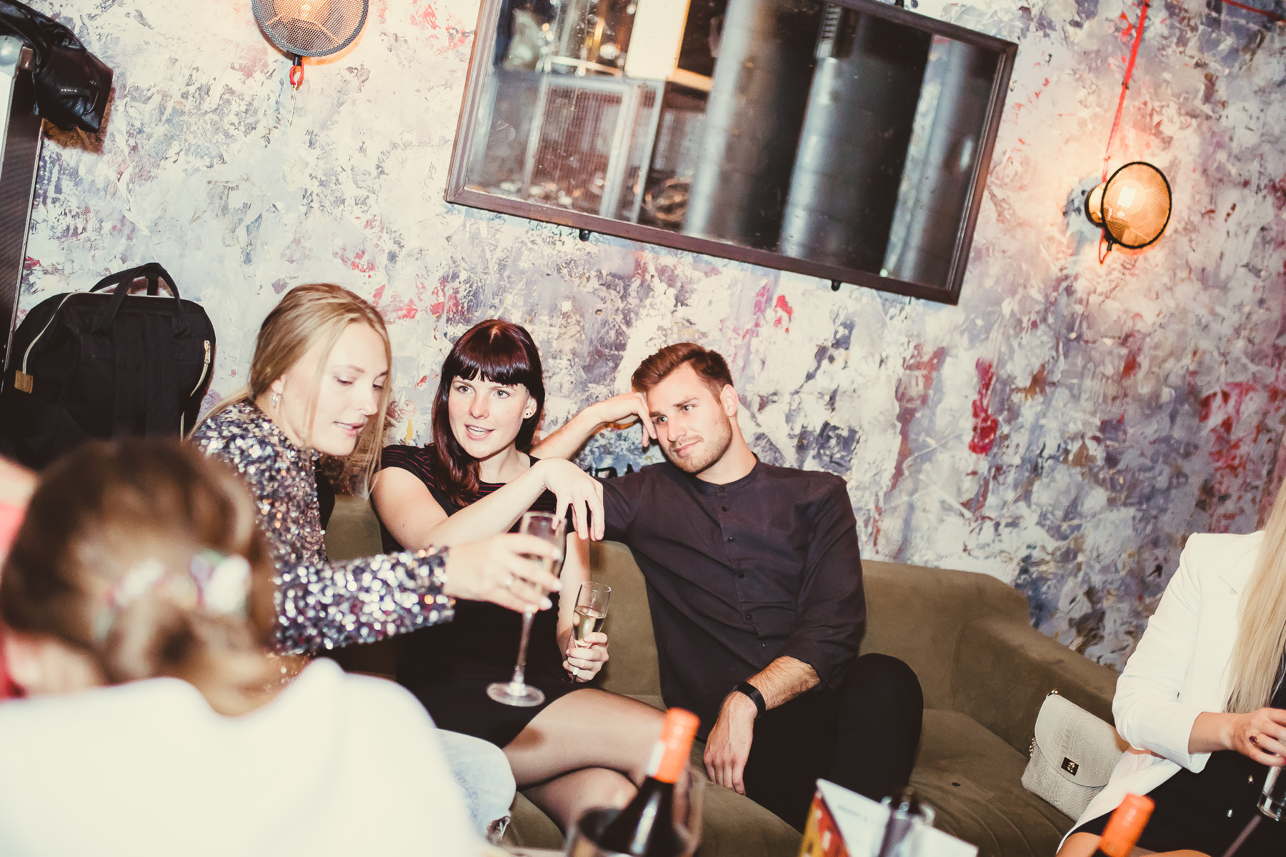 Friday Drinks Out Lithuania London