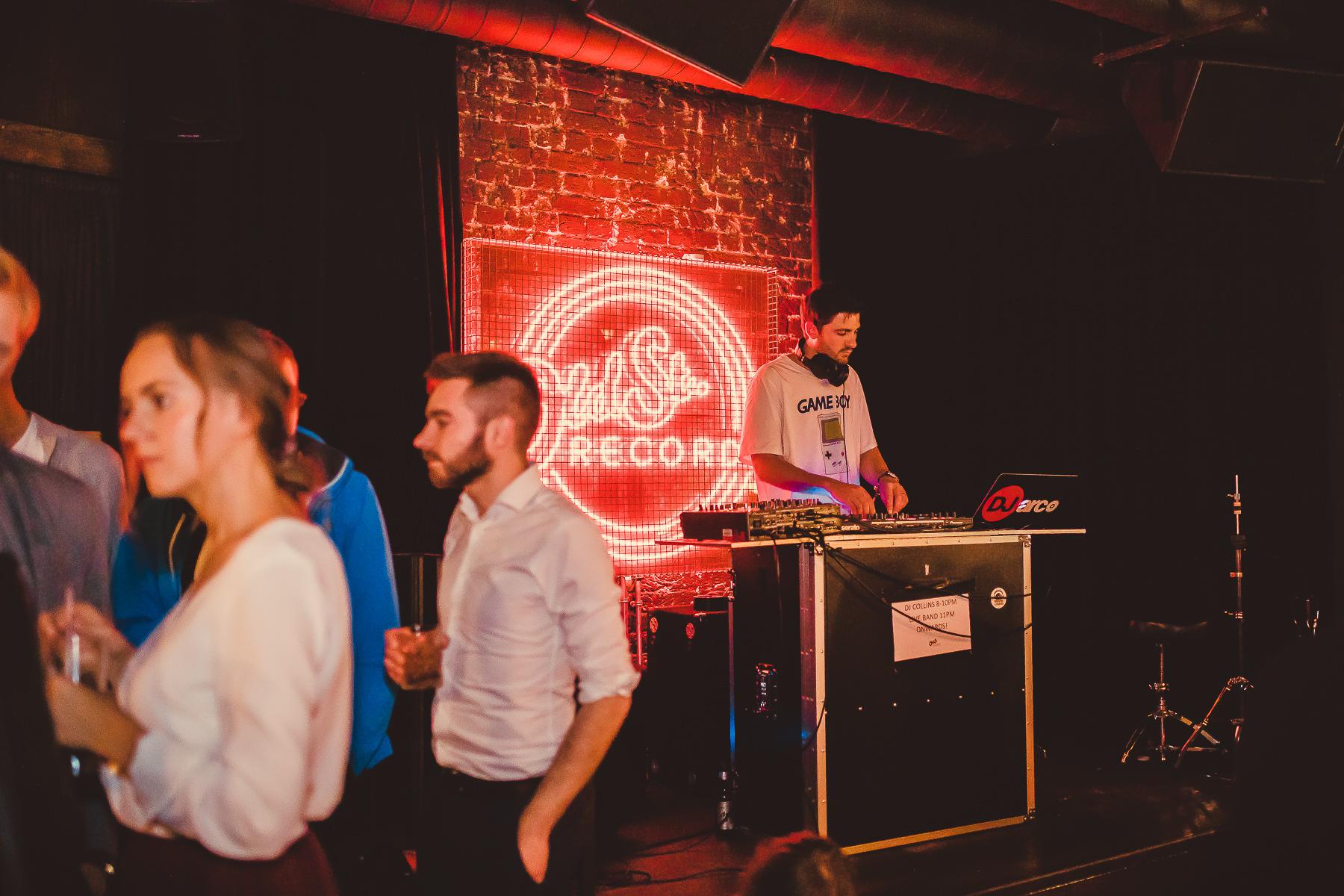 Old Street Records London Friday DJ
