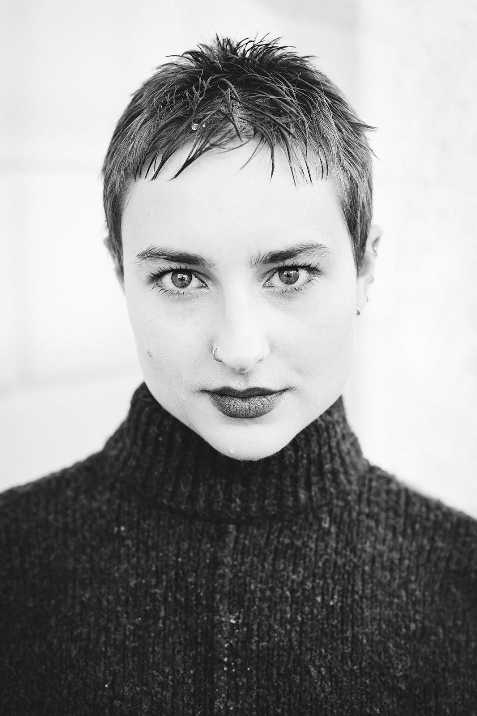 Editorial Portrait by Sussex Portrait Photographer Vilcinskaite Photo