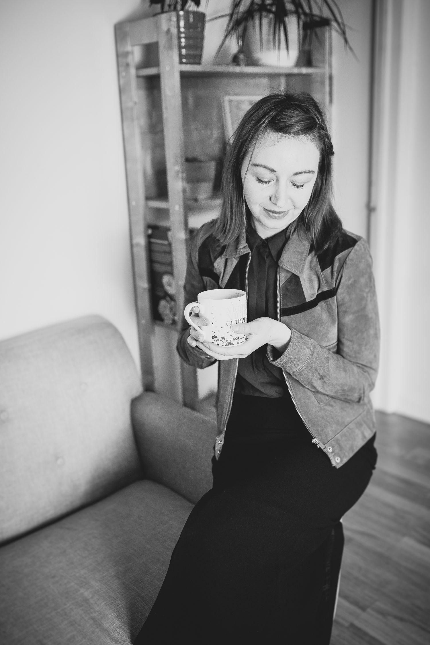 Splendour Blog Brighton Blogger Drinking Tea