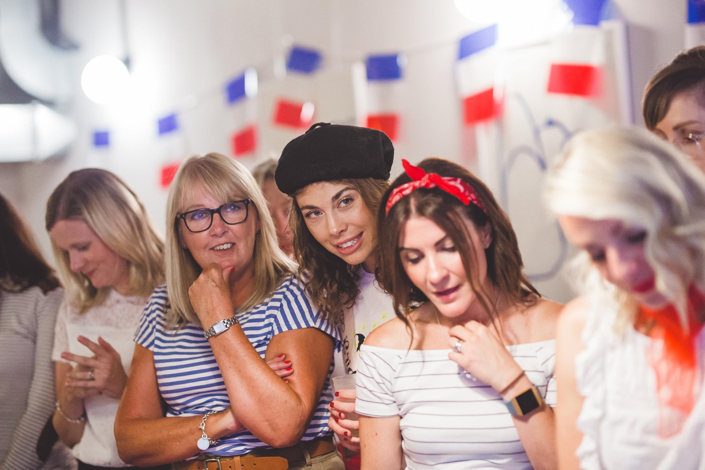 French Theme Hen Party London