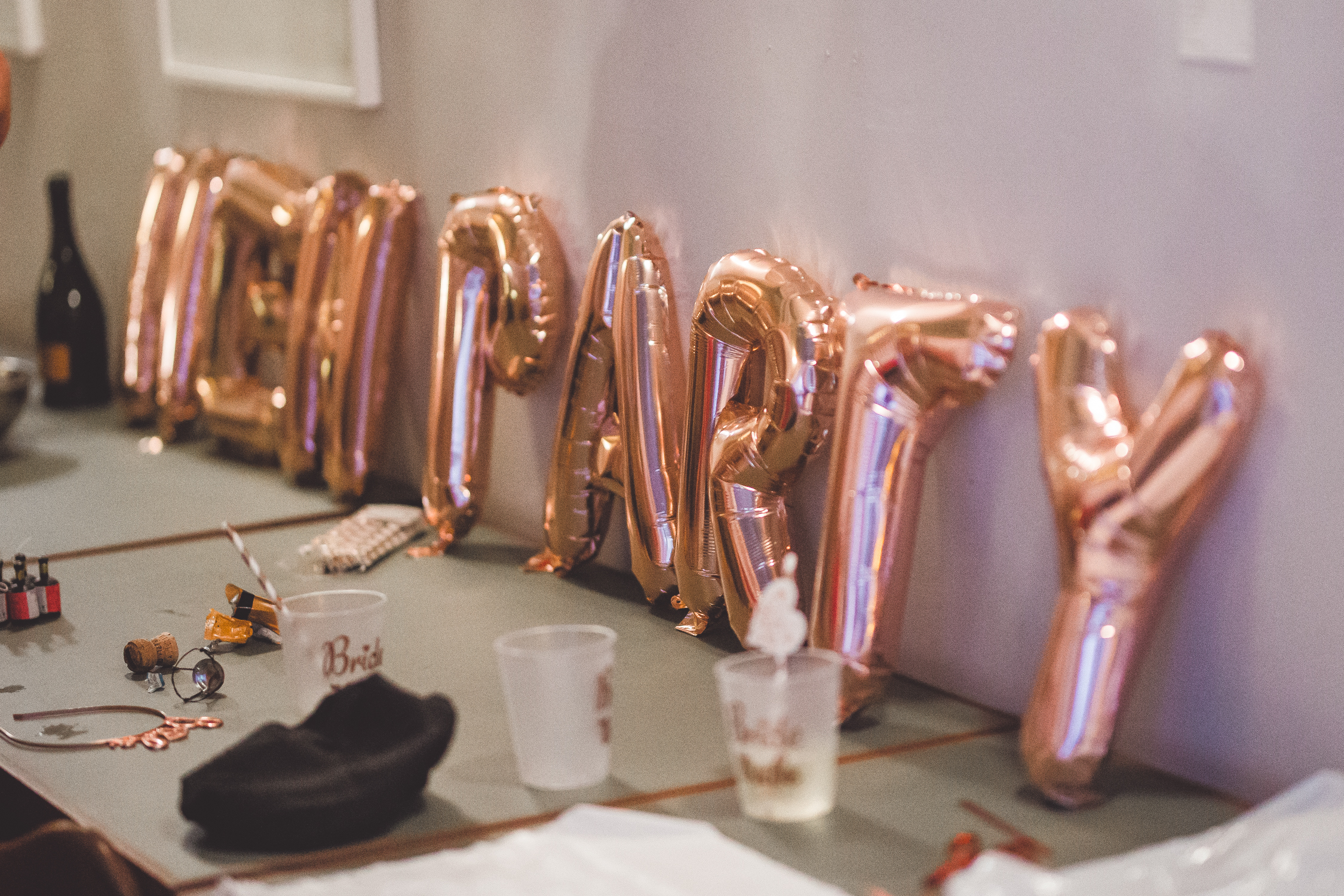 Hen Party Balloons and Decorations