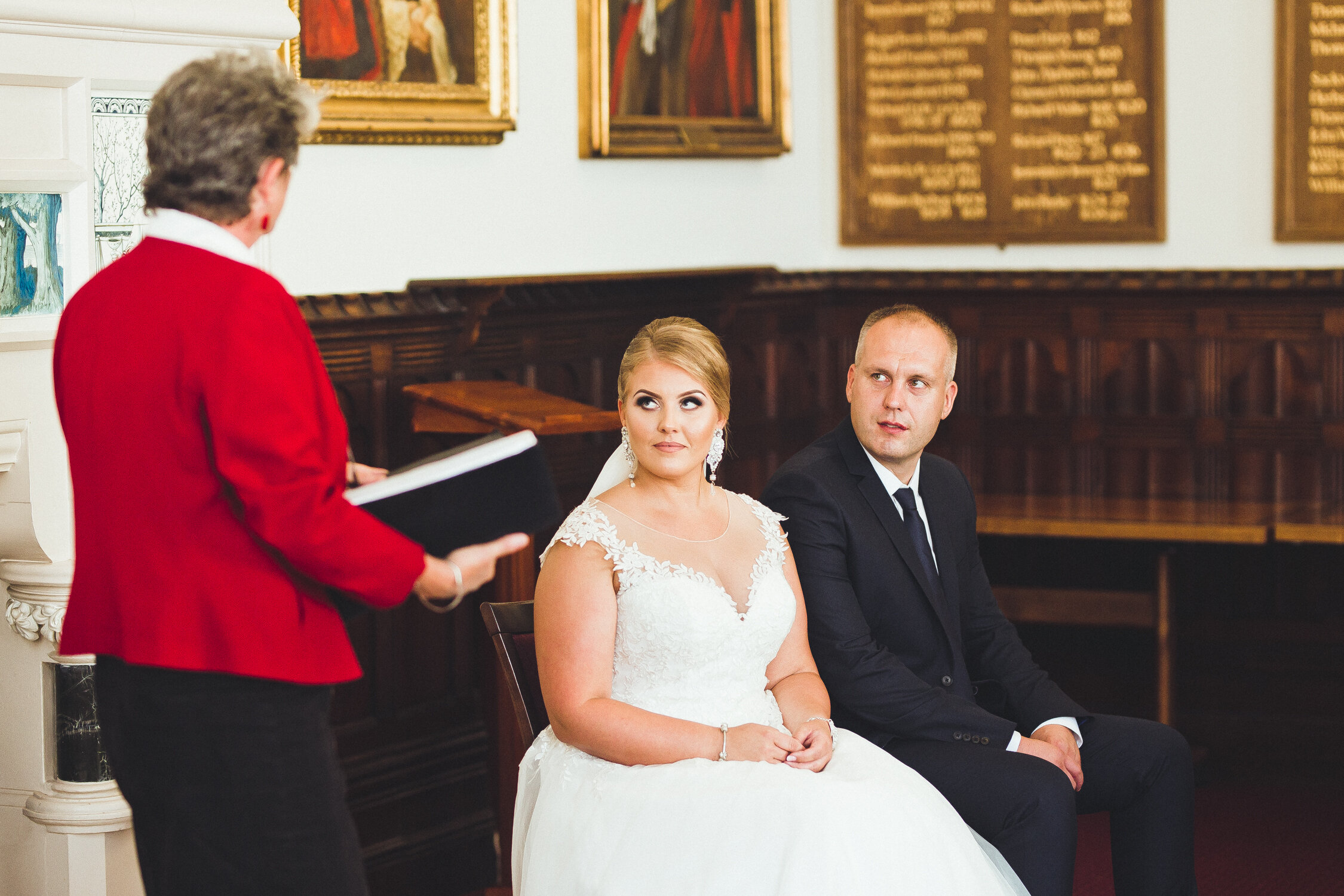 East Sussex Wedding Ceremony in Hasting
