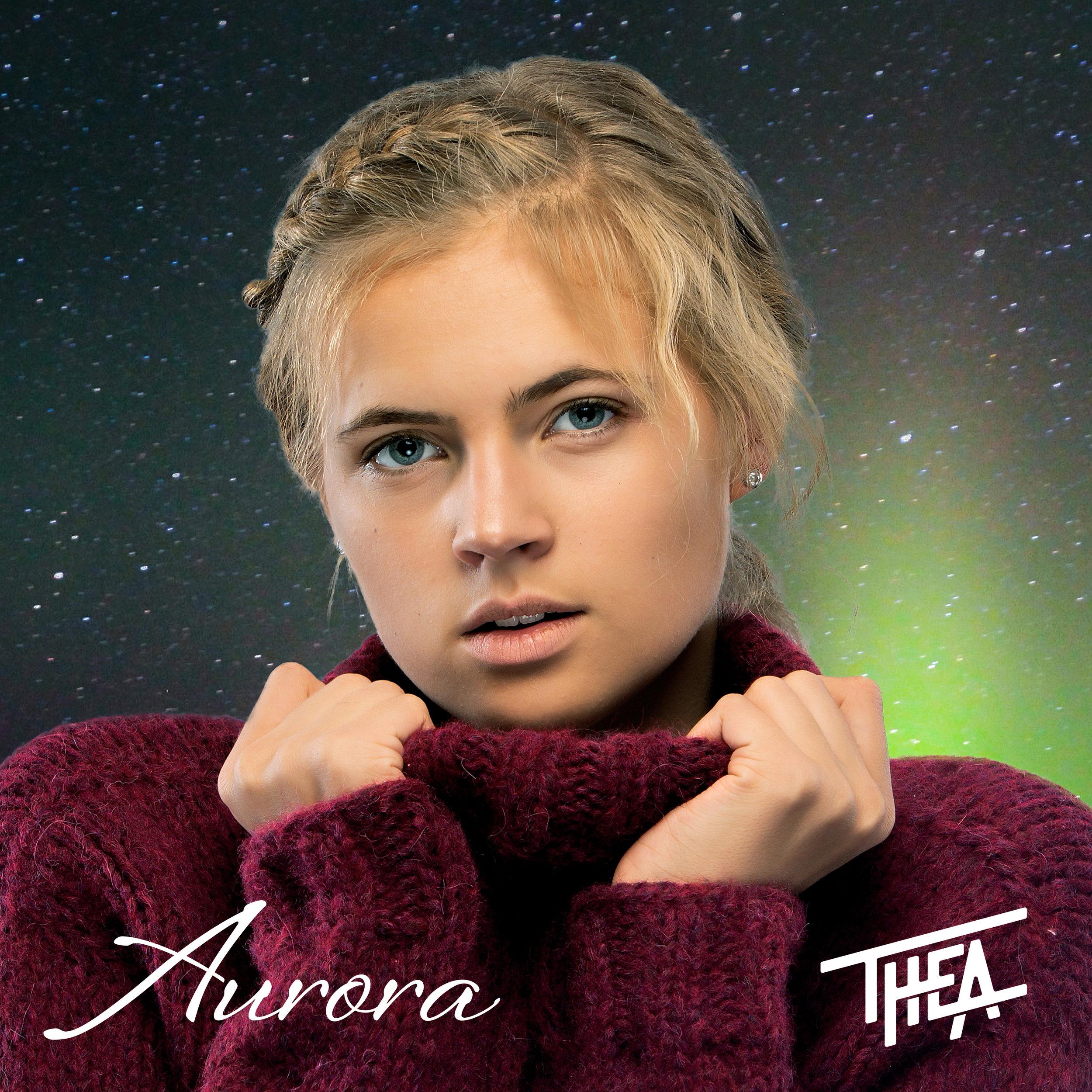 THEA FLOER KULSENG (16)  Thea fra Harstad vant MGPjr 2015 med sangen «Du Gjør Mæ Så Glad»