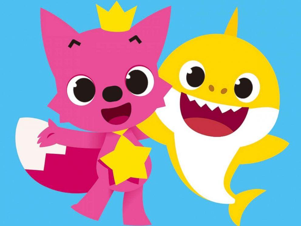 BABY SHARK - Baby Shark sang/dansen er superpopulær blandt de yngste og har over 3 milliarder streams på YouTube.Den fremføres live på Haitanna med med NARVIK KULTURSKOLE.