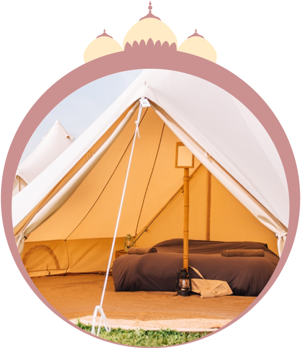 BELL TENT: PRICE TBC - More information to come