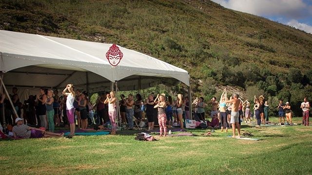 It is through your body that you realize you are a spark of divinity - BKS Iyengar  Thank you to the hundreds of SpiritFest community that have committed to joining us for 2020. Get your tickets today - link in bio or find us on webtickets.co.za