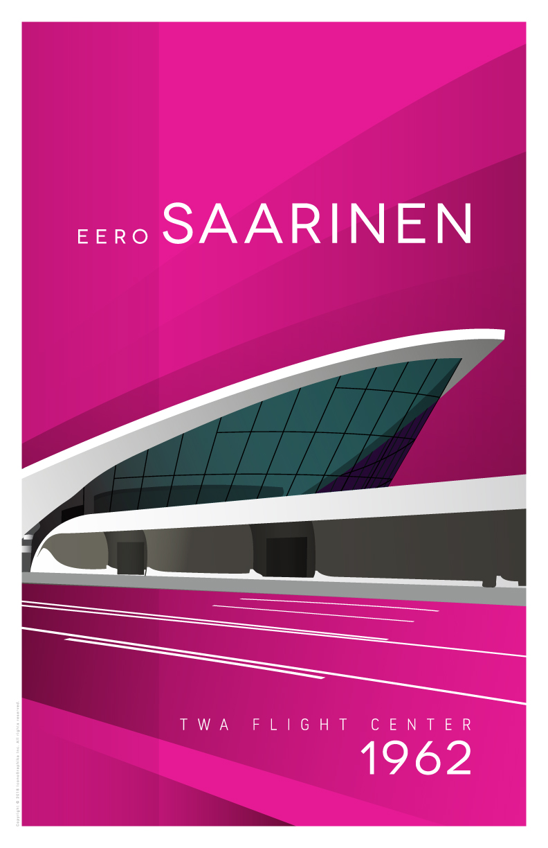 Eero Saarinen TWA Flight Centre