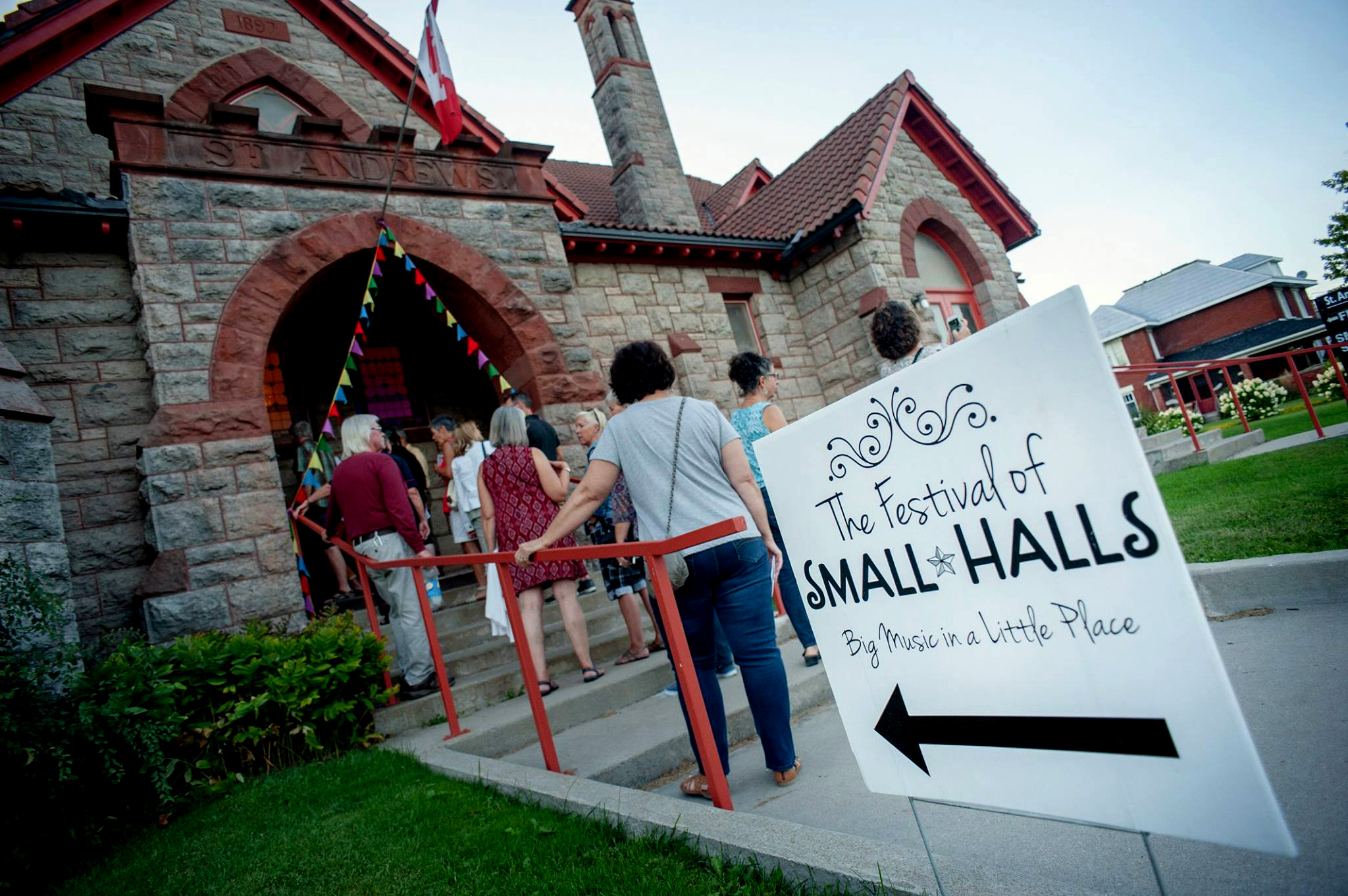 Photo: Festival of Small Halls