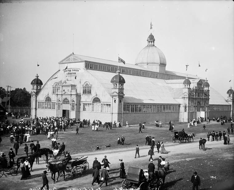 For over a hundred years, the Aberdeen Pavilion has been the centrepiece of the fairgrounds at Lansdowne Park