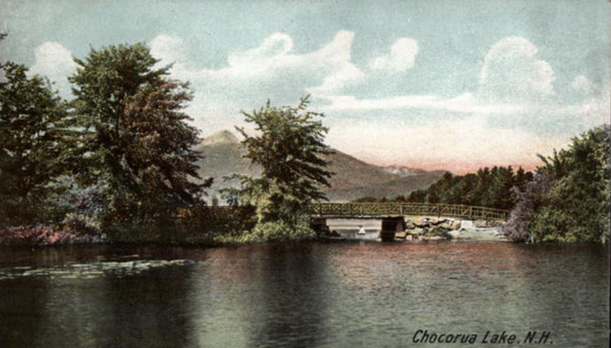 Narrows Bridge, 1907