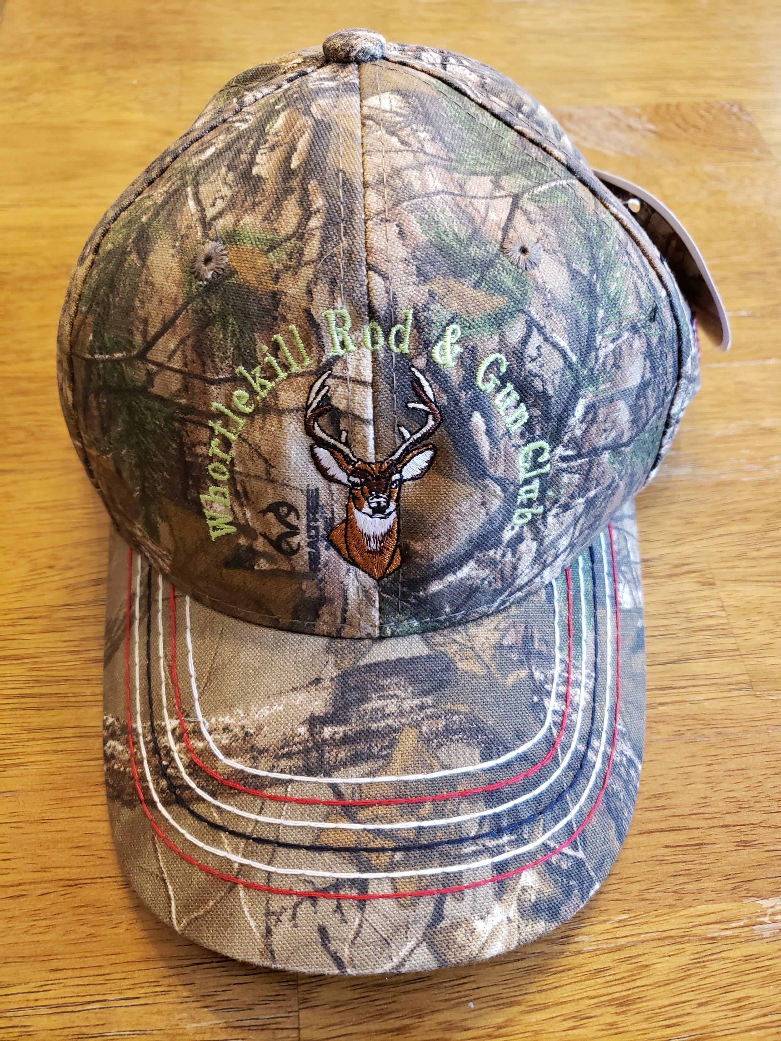 Camo Hat Deer