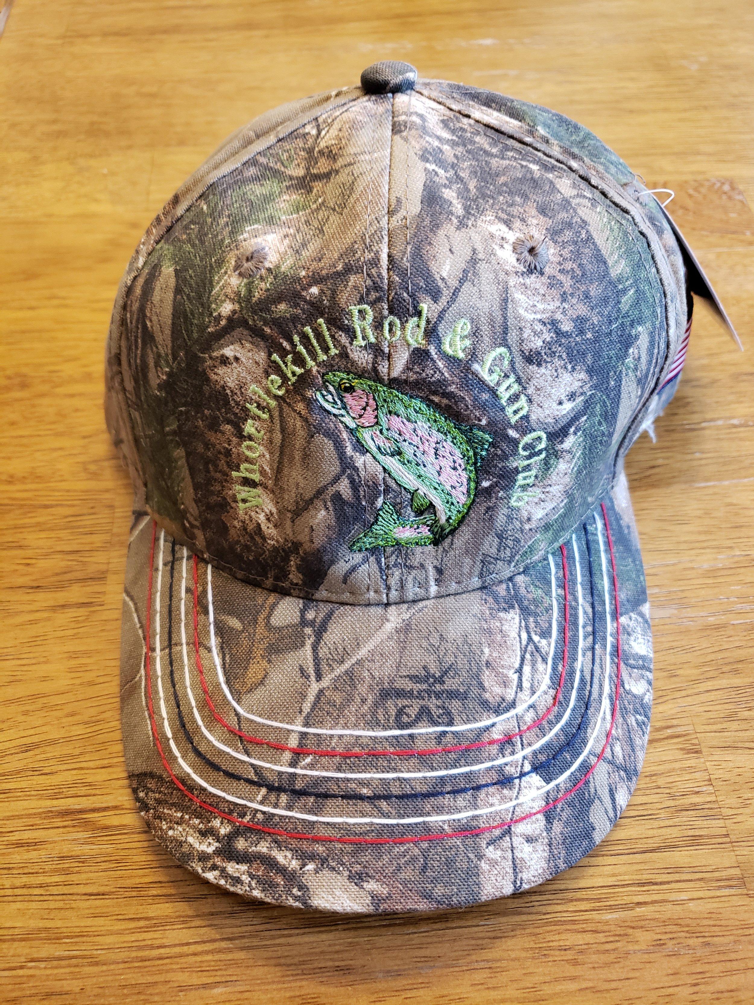 Camo Hat Trout