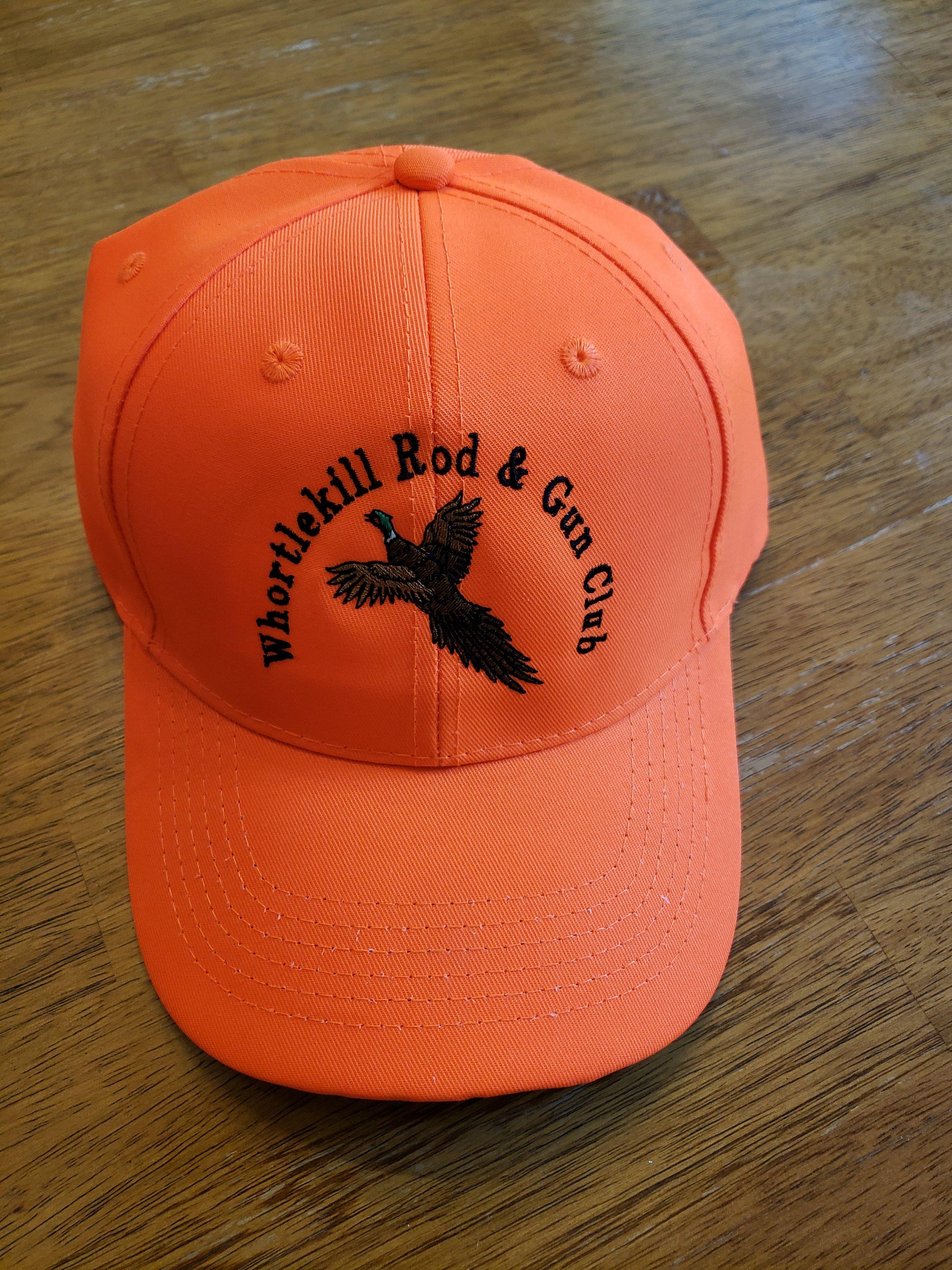 Orange Hat-Pheasant