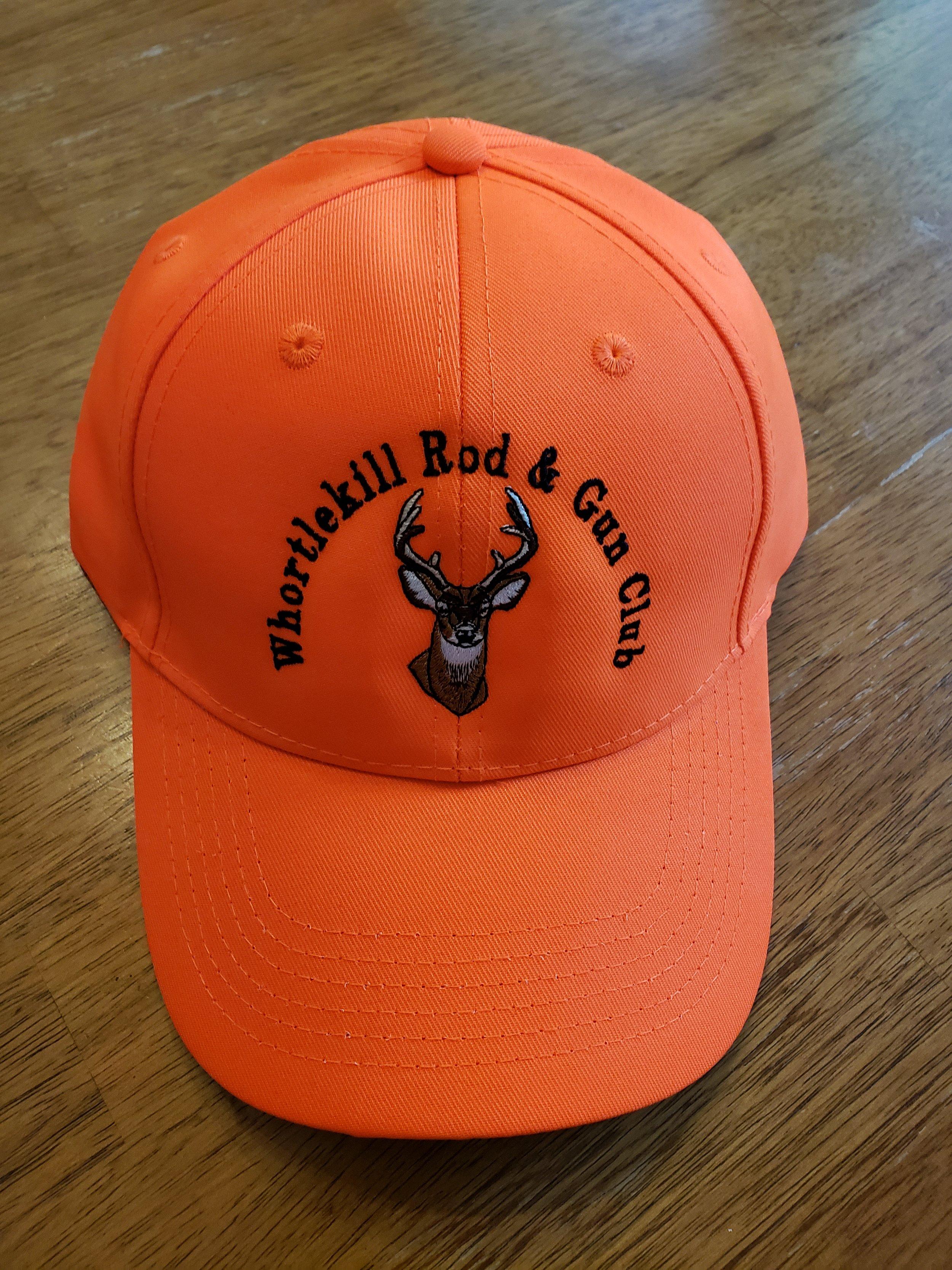 Orange Hat-Deer