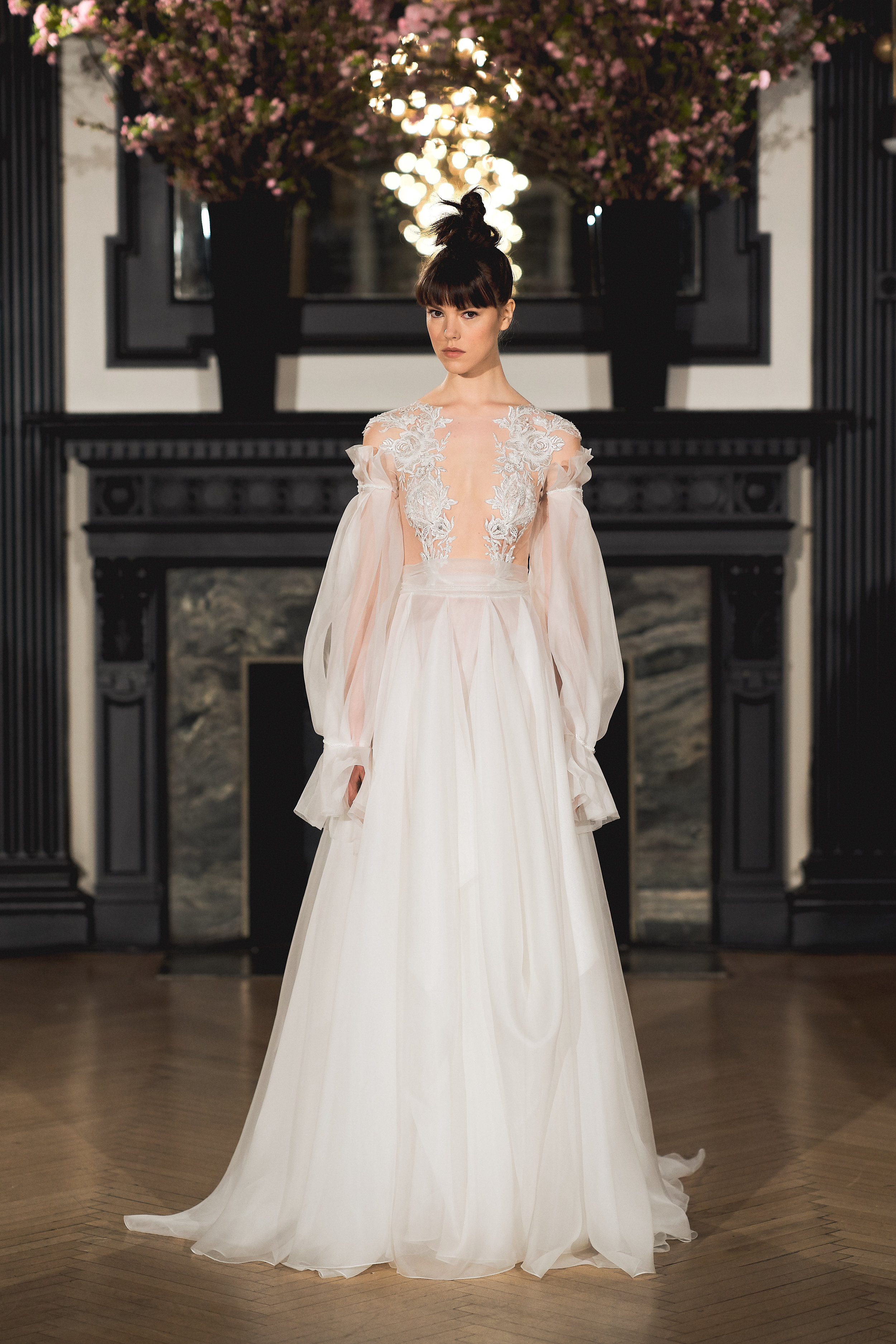 Bridal Spring 2019 Couture   ARIA    INQUIRE