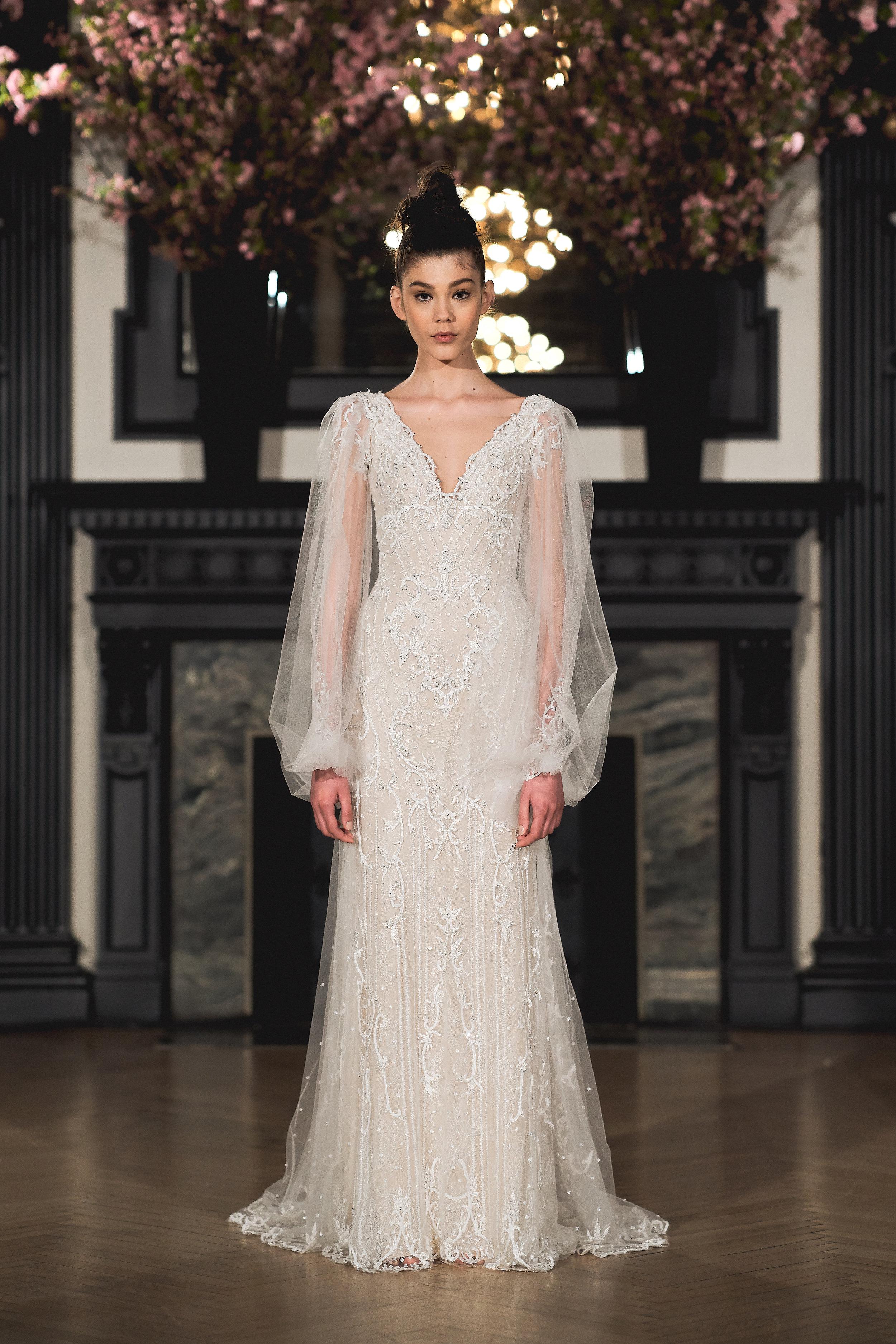 Bridal Spring 2019 Couture   MILA    INQUIRE