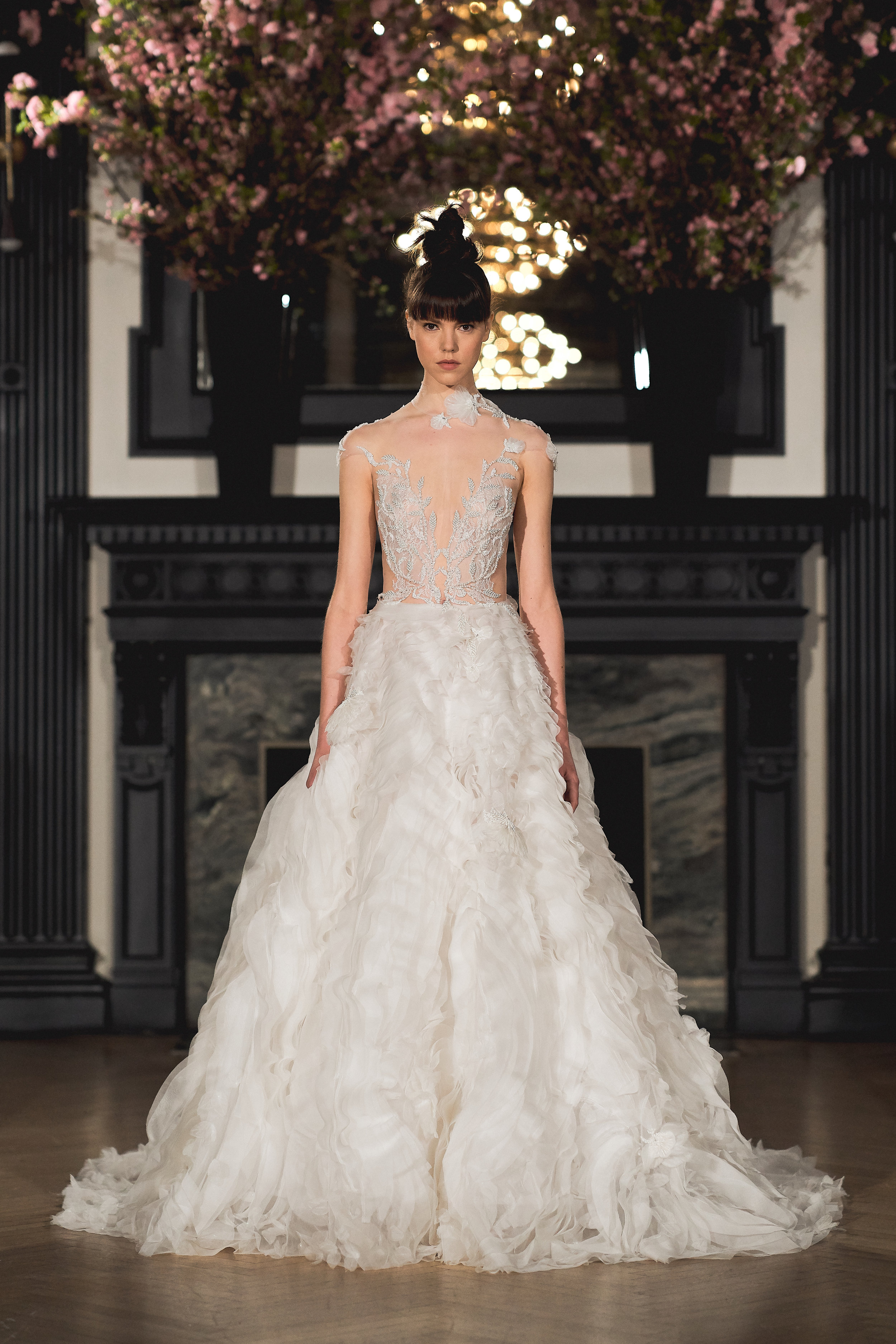 Bridal Spring 2019 Couture   HARPER    INQUIRE