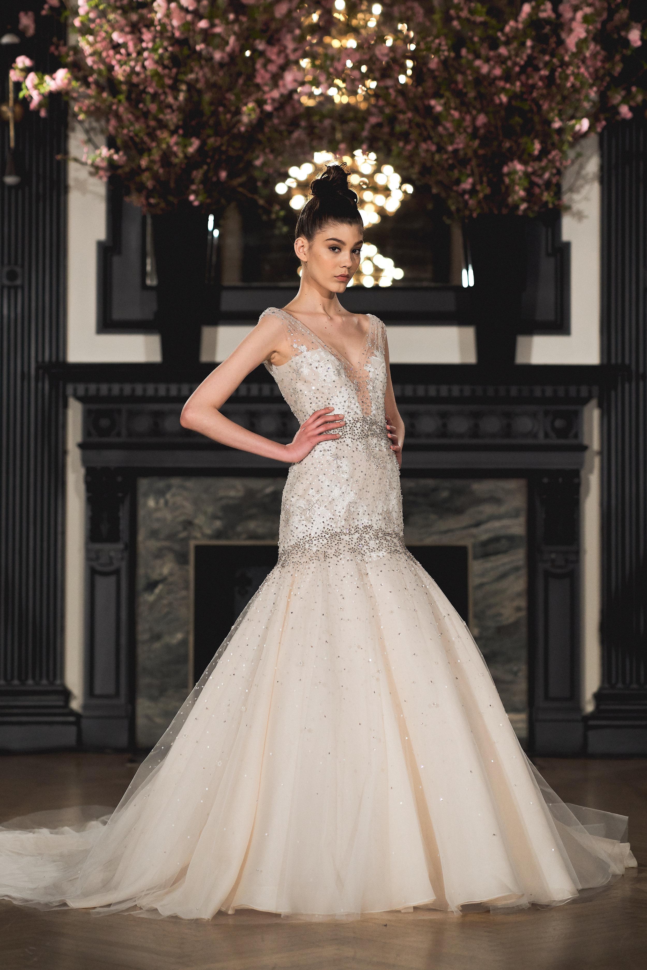 Bridal Spring 2019 Couture   RAQUEL    INQUIRE