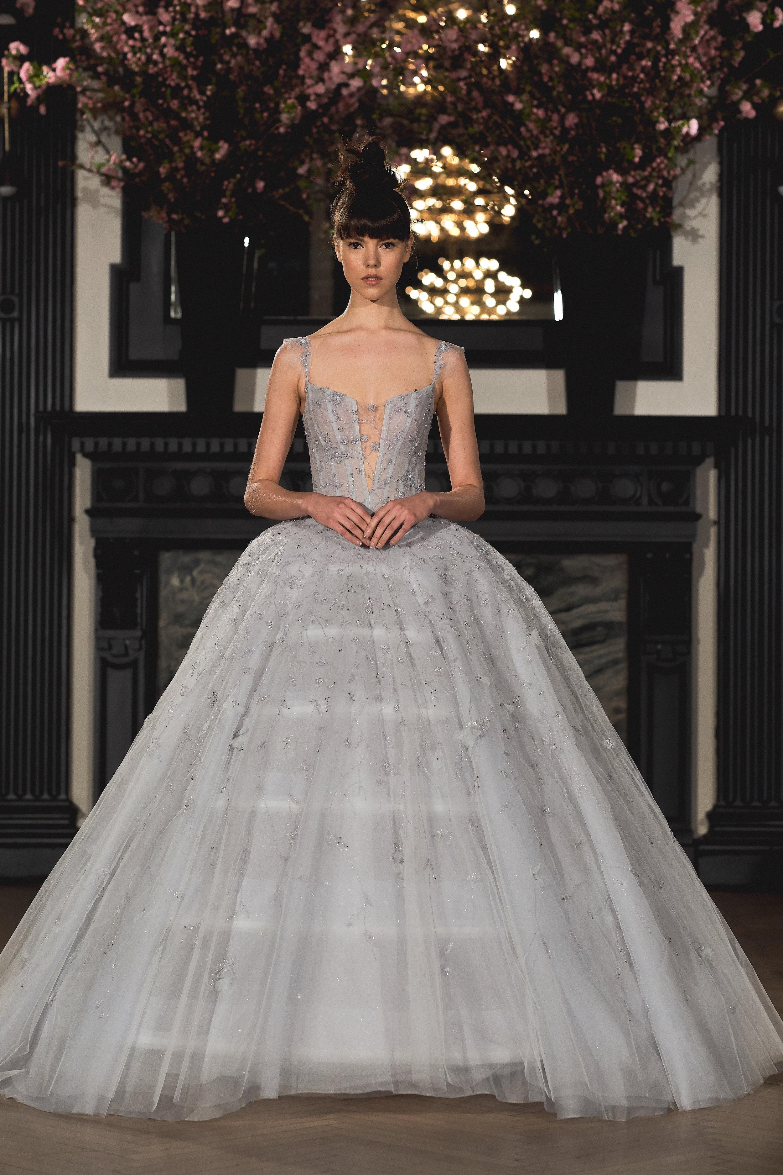 Bridal Spring 2019 Couture   SKYLAR    INQUIRE