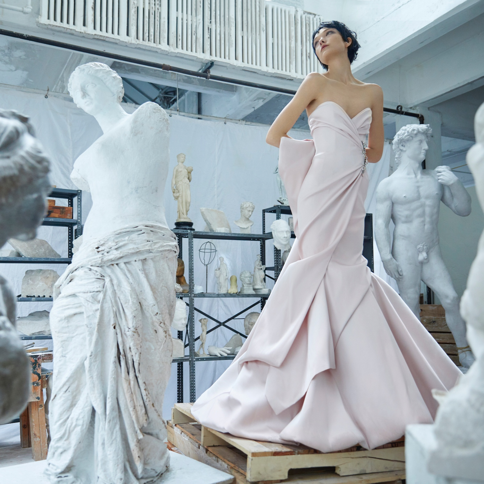 Fall 2018Bridal Couture -