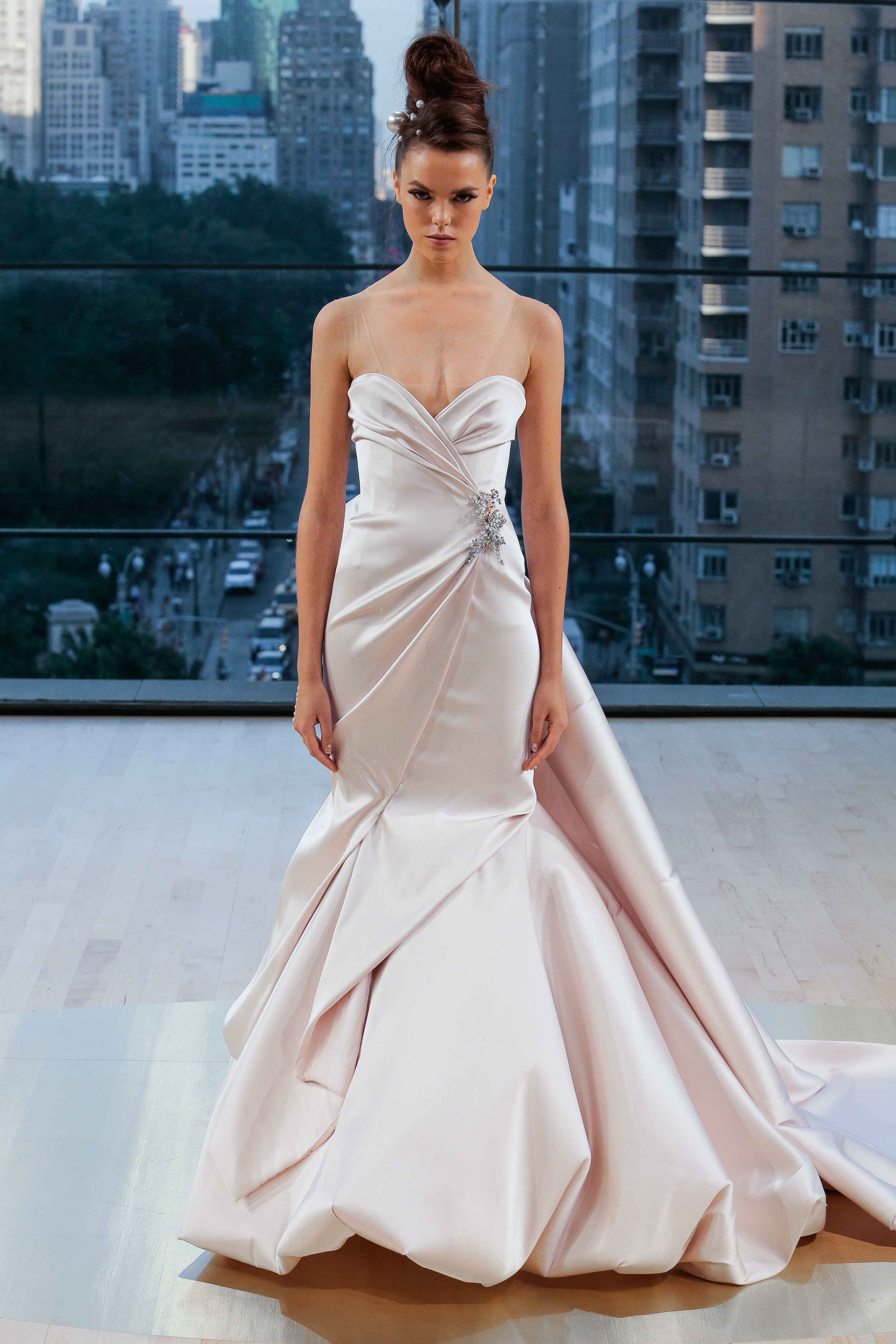 Bridal Fall 2018 Couture   WYTHE    INQUIRE