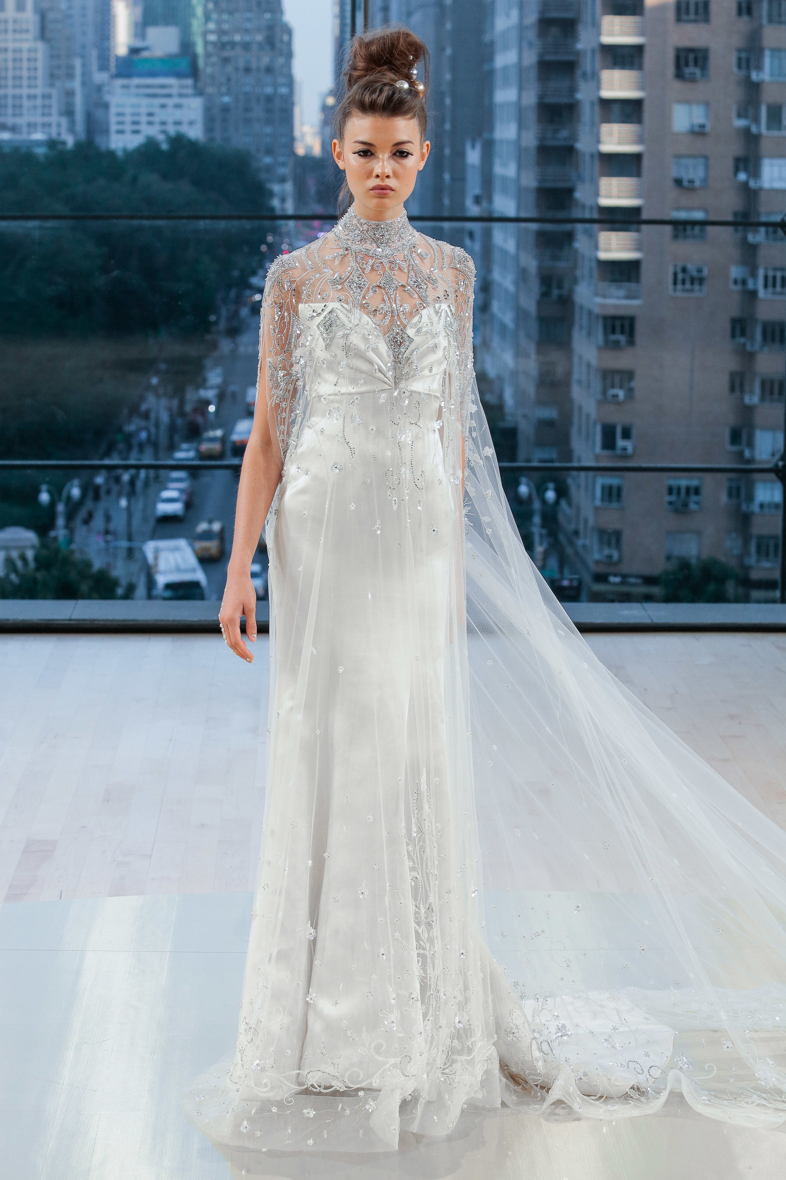 Bridal Fall 2018 Couture   AMSTERDAM    INQUIRE
