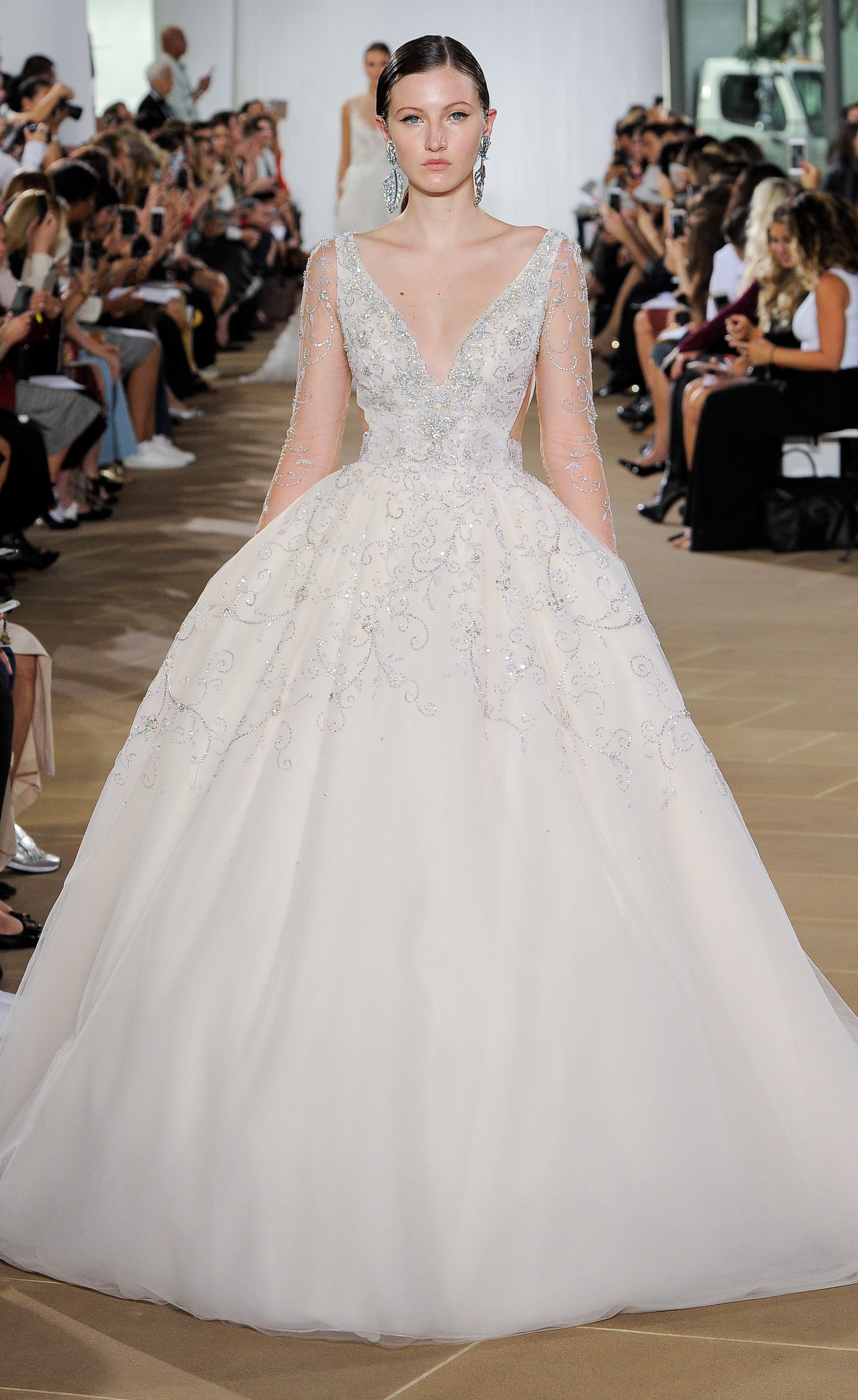 Bridal Fall 2019 Couture   CORDELIA    INQUIRE