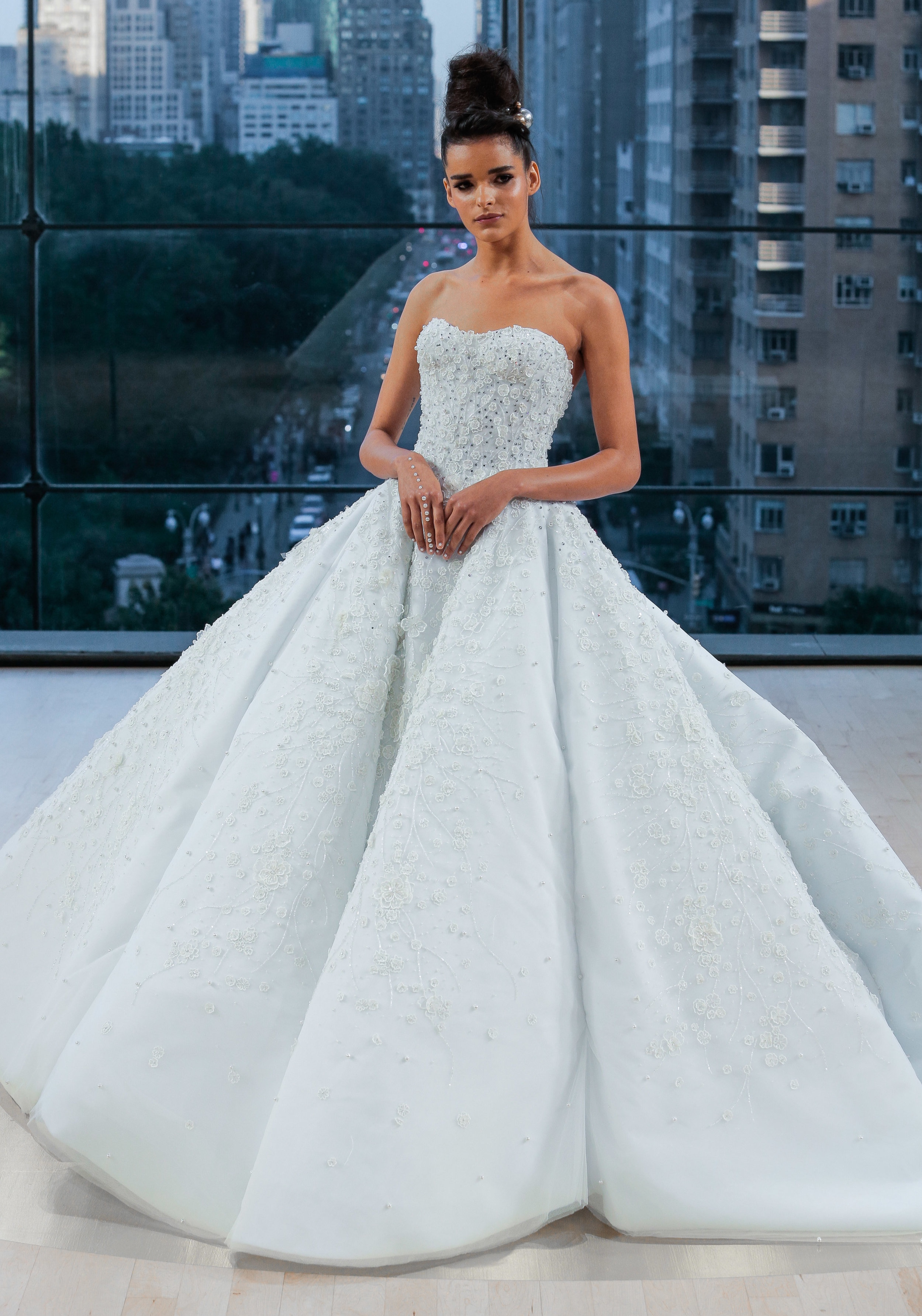 Bridal Fall 2018 Couture   TIFFANY    INQUIRE
