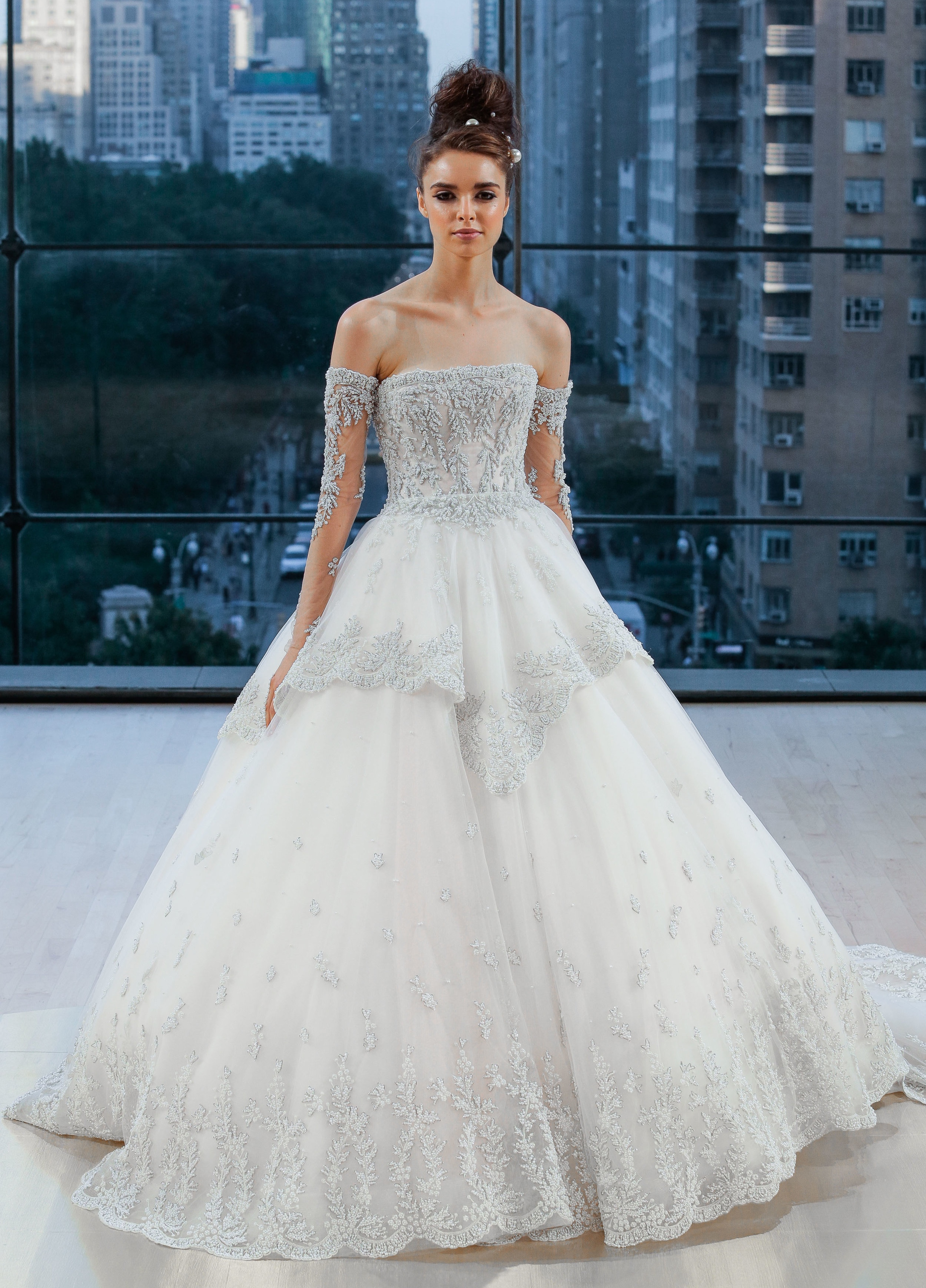 Bridal Fall 2018 Couture   GRACIE    INQUIRE
